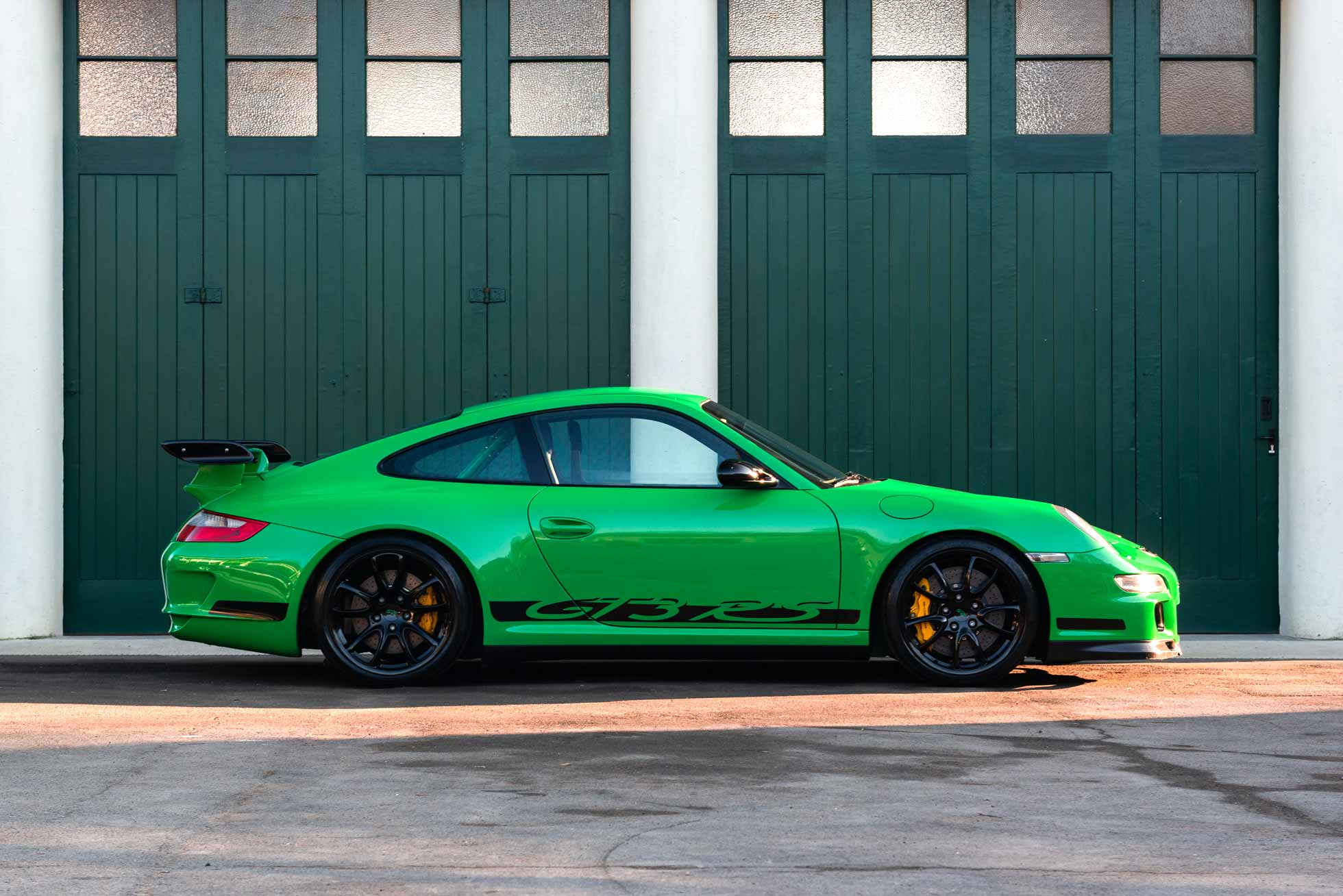 2008 Porsche 911 Gt3 Rs 9971 Sold Cars Sports Purpose