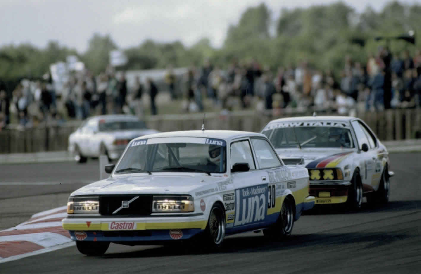 1984 Volvo 240 Turbo Group A | For Sale | Cars | Sports Purpose