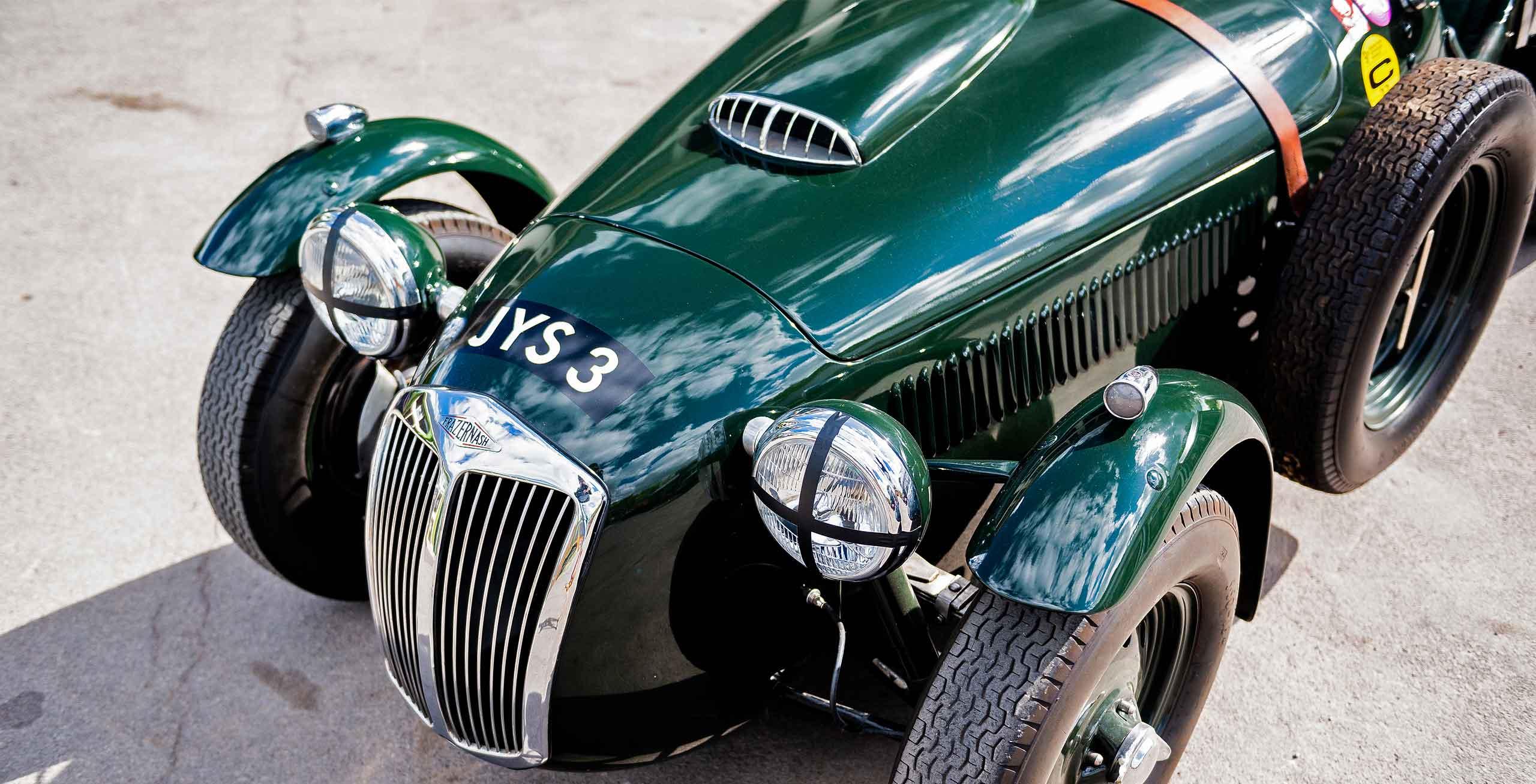 1951 Frazer Nash Le Mans Replica Mk 1