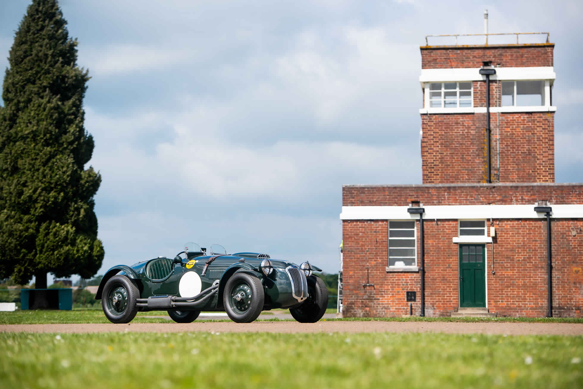 For sale 1951 Frazer Nash Le Mans Replica Mk 1, Sports Purpose Bicester Heritage side view