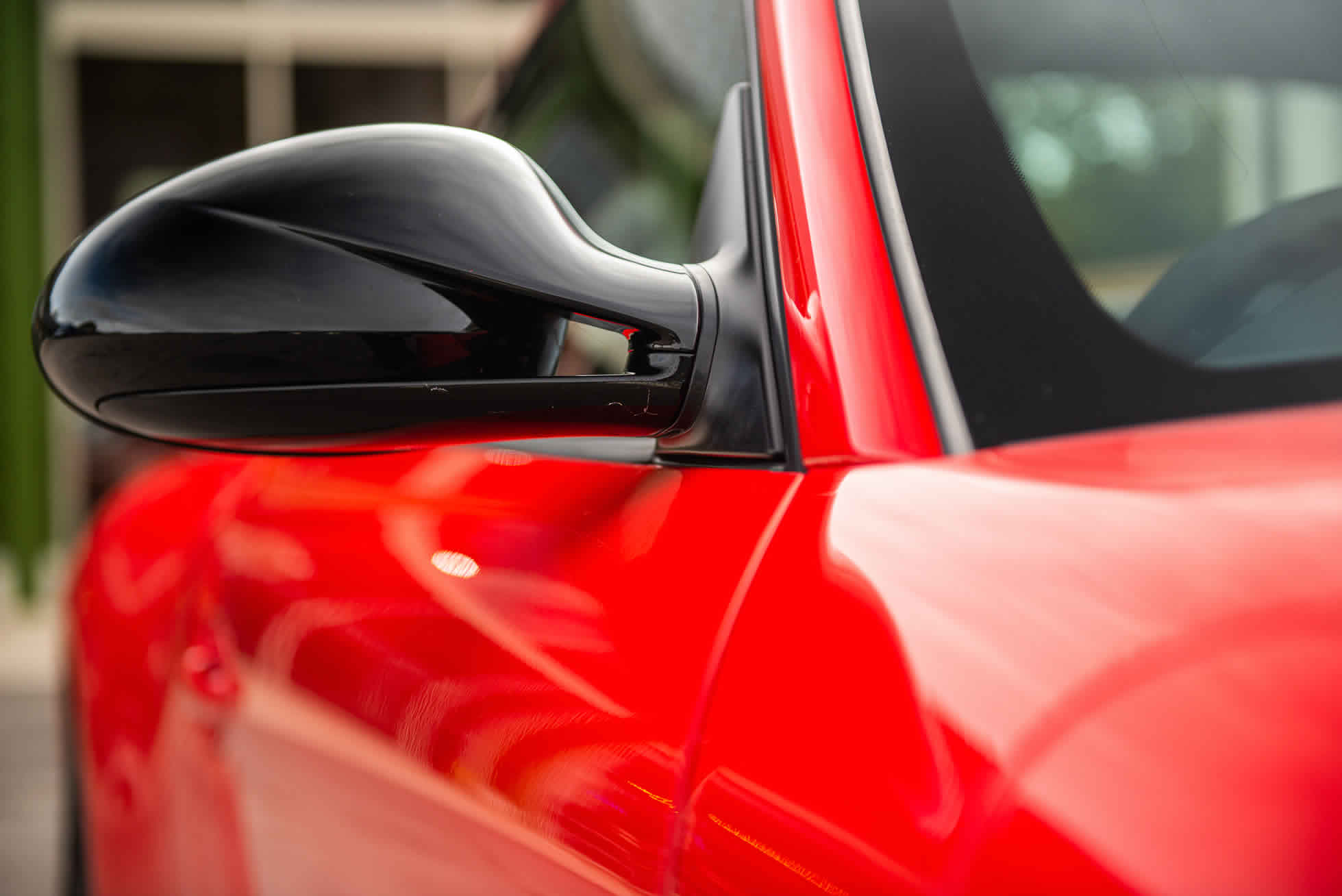 Rear wing mirrors 2011 Porsche 911 Carrera GTS For Sale at Sports Purpose, Bicester Heriatge