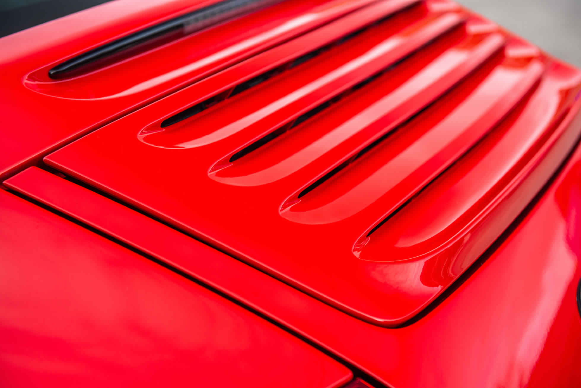 Rear wing 2011 Porsche 911 Carrera GTS For Sale at Sports Purpose, Bicester Heriatge