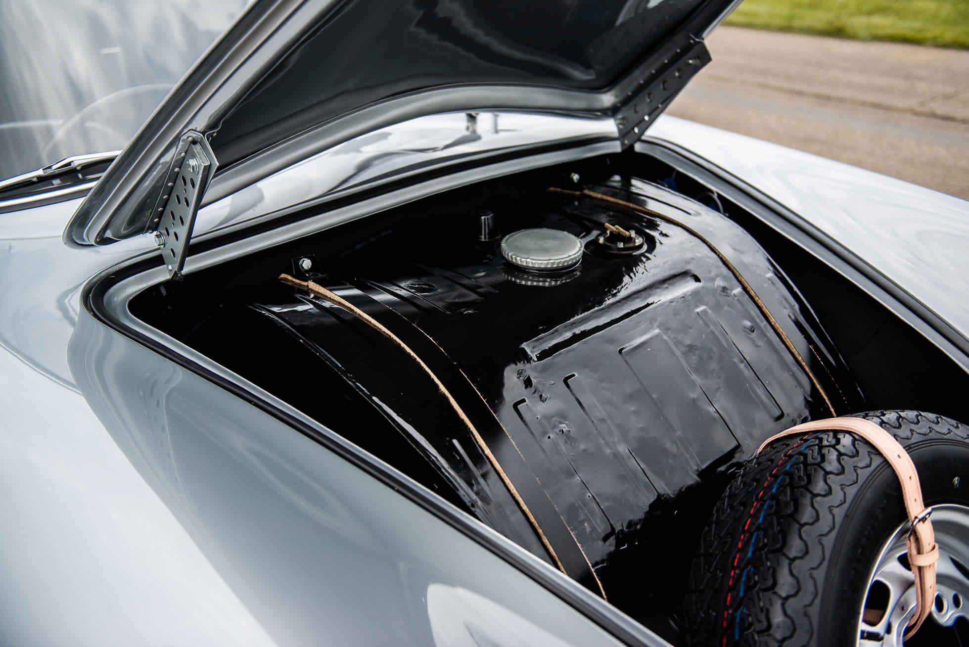 1961 Porsche 356B Carrera GT. For sale at Sports Purpose, Bicester Heritage, Oxon