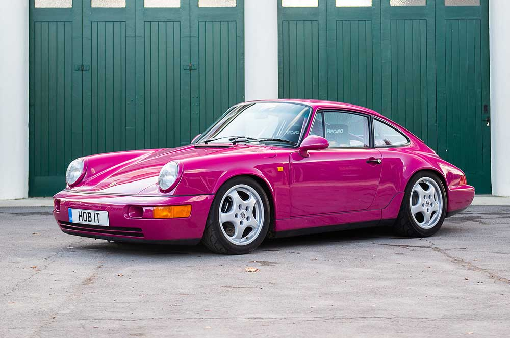 1991 Porsche 911 (964) Carrera RS Clubsport