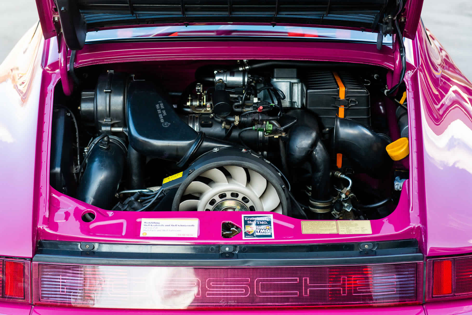 1991 Porsche 911 (964) Carrera RS Clubsport. For Sale at Sports Purpose, Bicester Heritage, Oxon.
