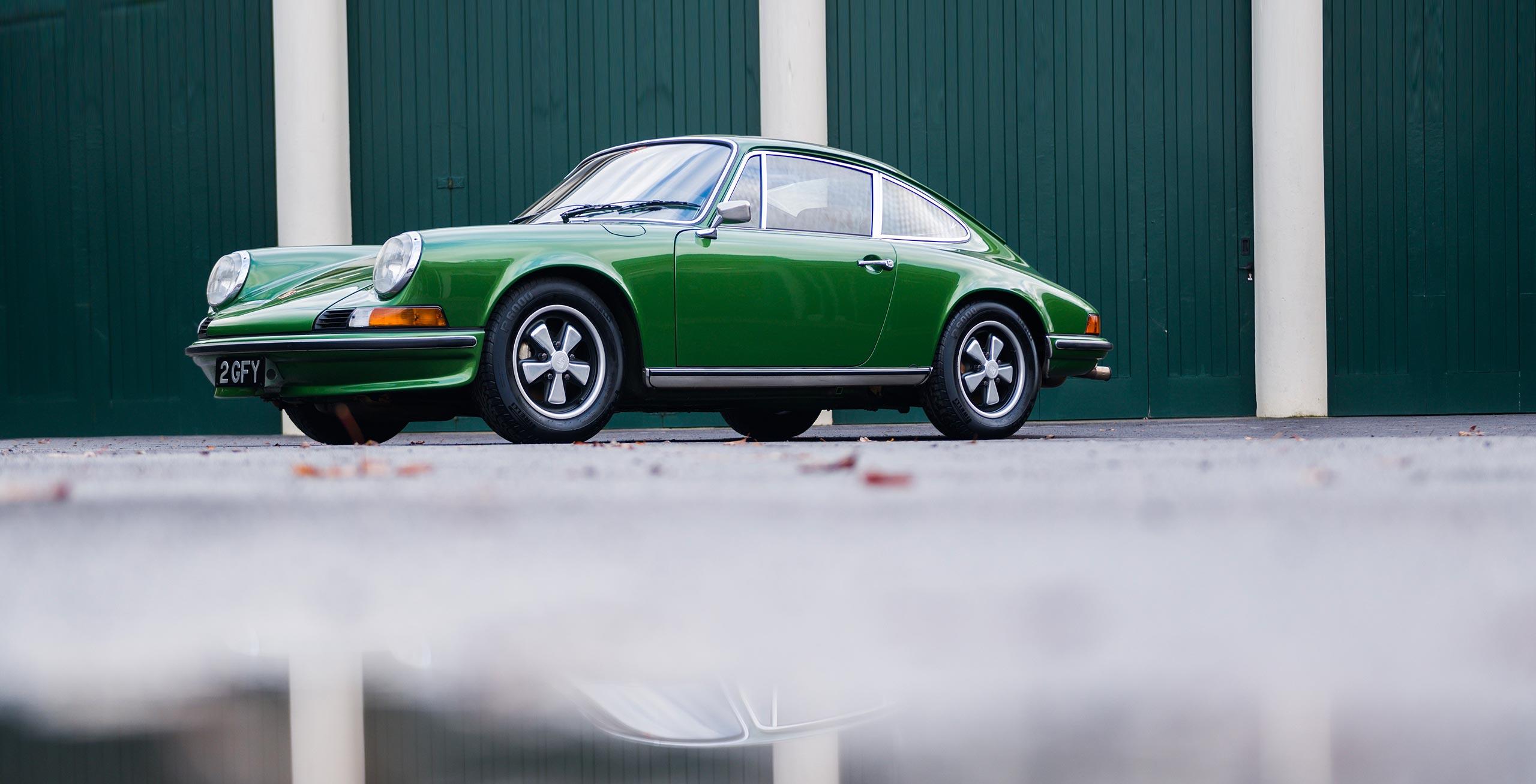 1973 Porsche 911S 2.4