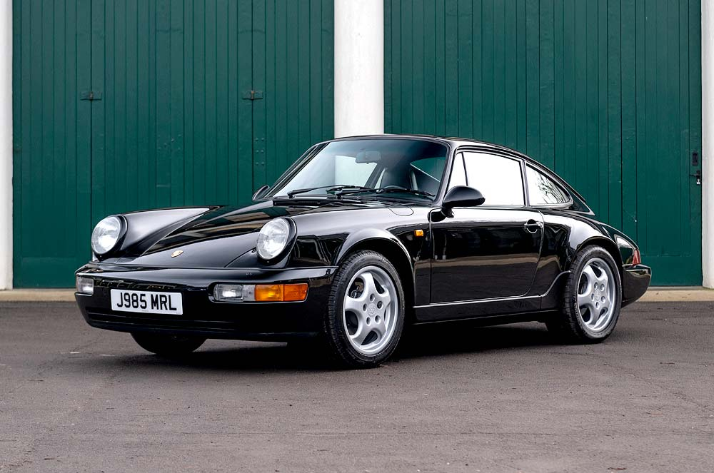 1992 Porsche 964 Carrera 2