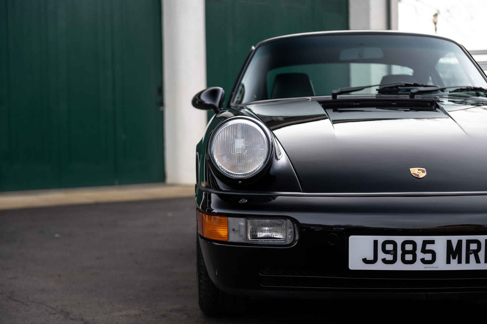For Sale 1992 Porsche 964 Carrera 2 Sports Purpose Bicester Heritage Oxon