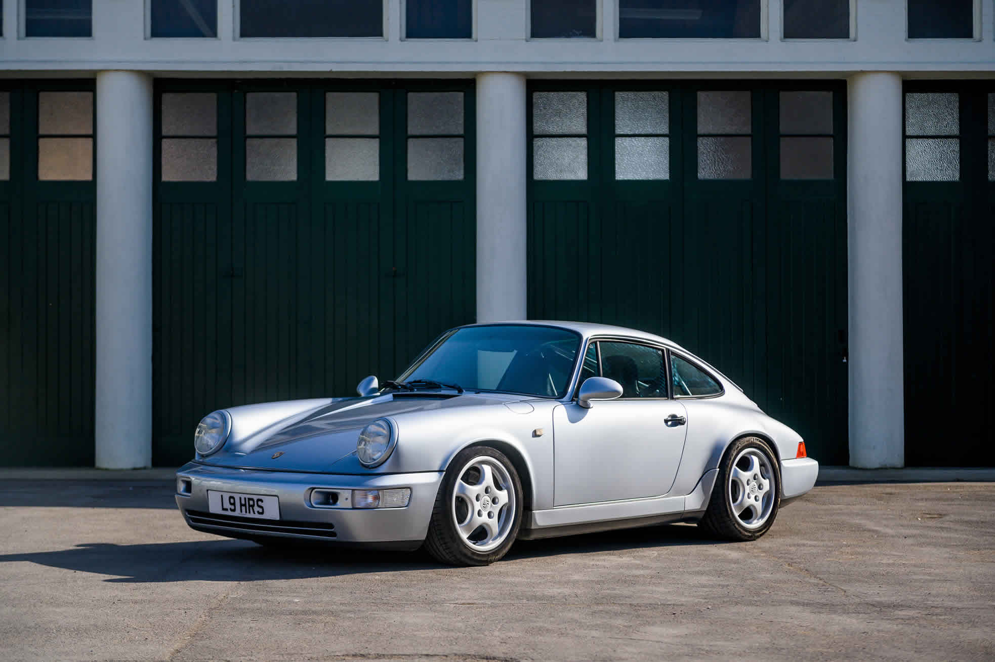 1992 Porsche 964 RS (RHD), for Sale at Sports Purpose, Bicester Heritage,