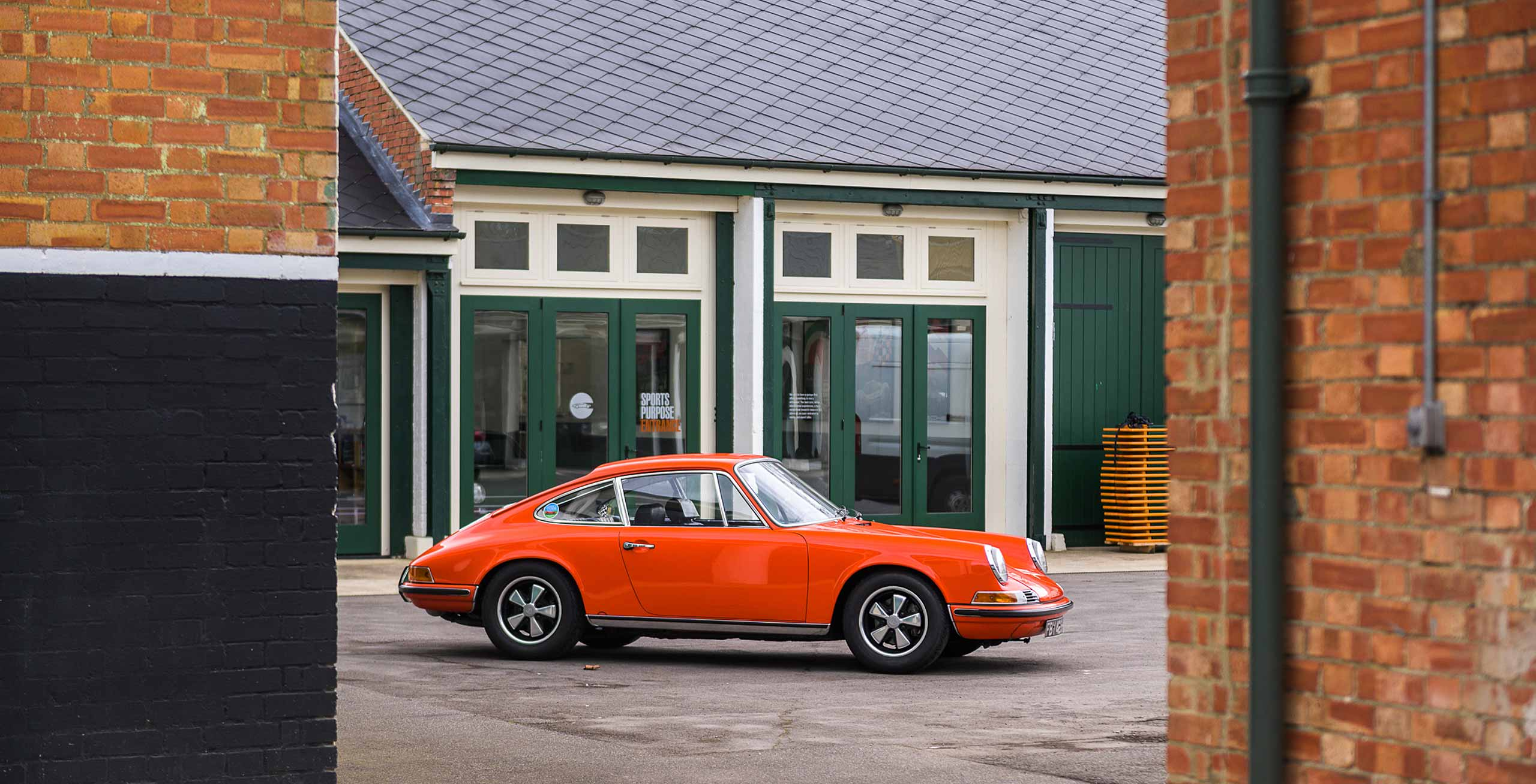 1970 Porsche 911S 2.2