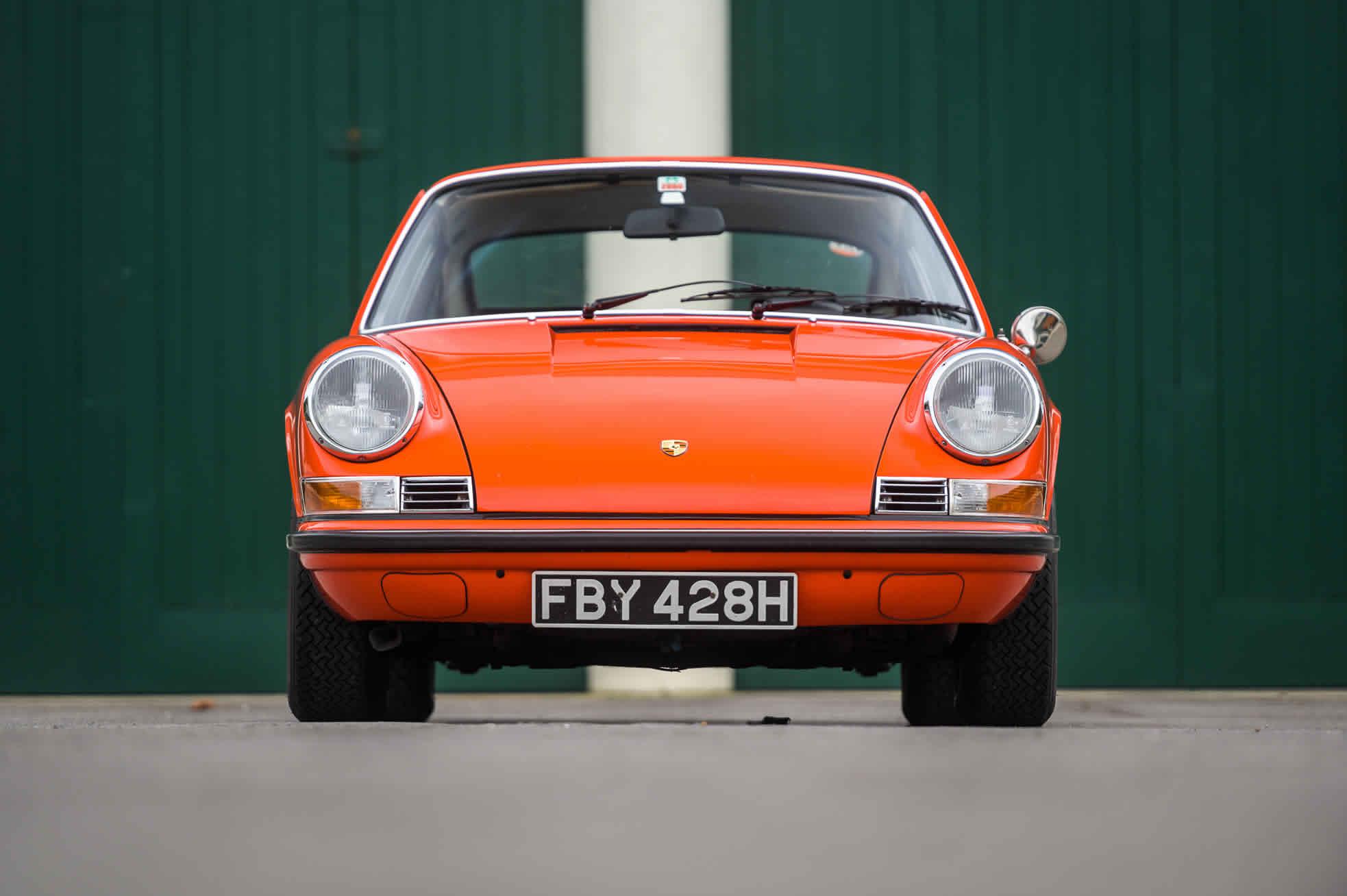 For Sale 1970 Porsche 911S 2.2, Sports Purpose,