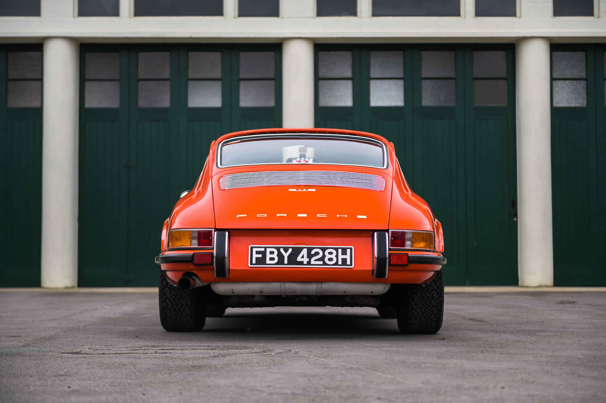 For Sale 1970 Porsche 911S 2.2
