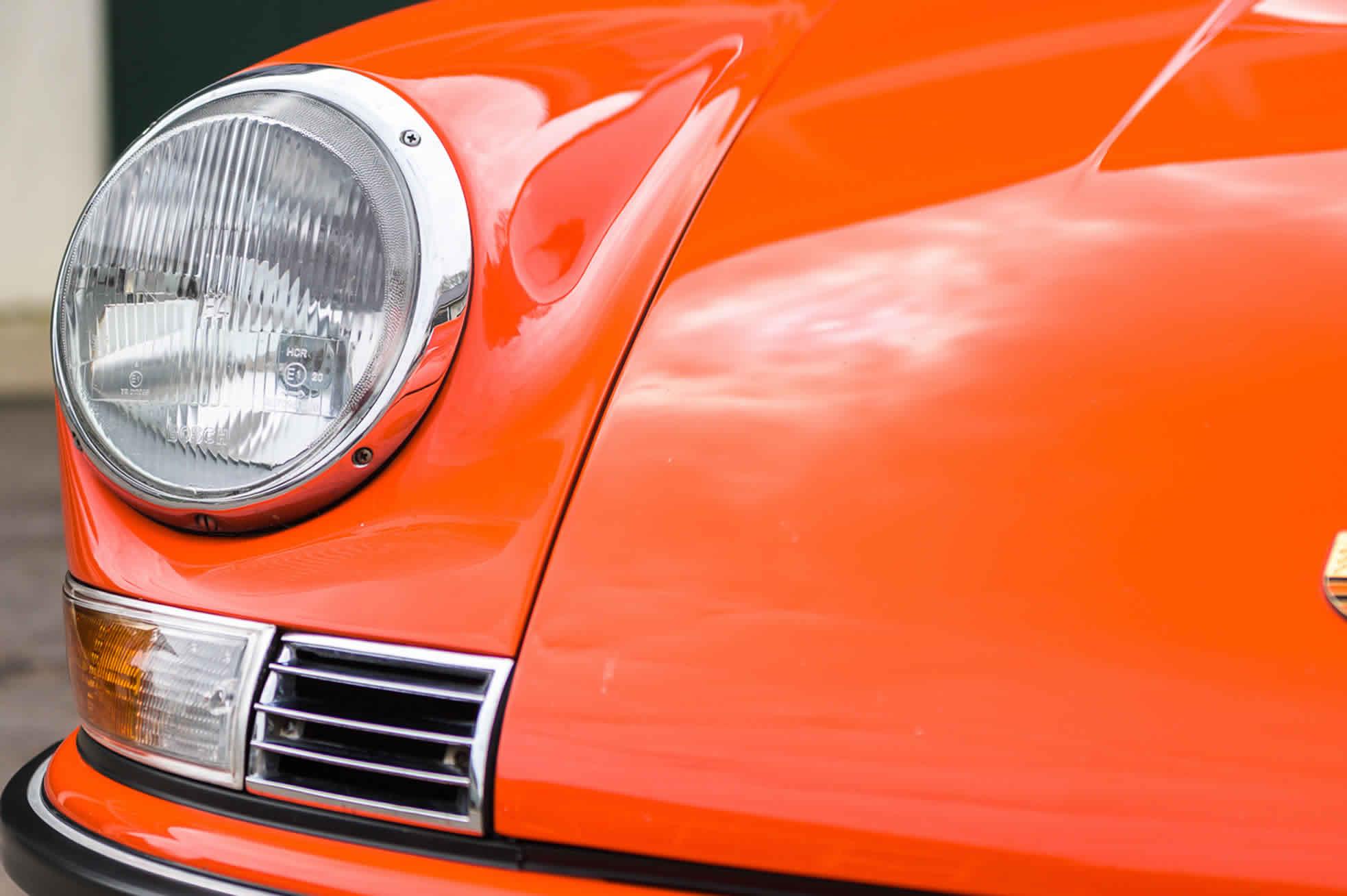 For Sale 1970 Porsche 911S 2.2 font