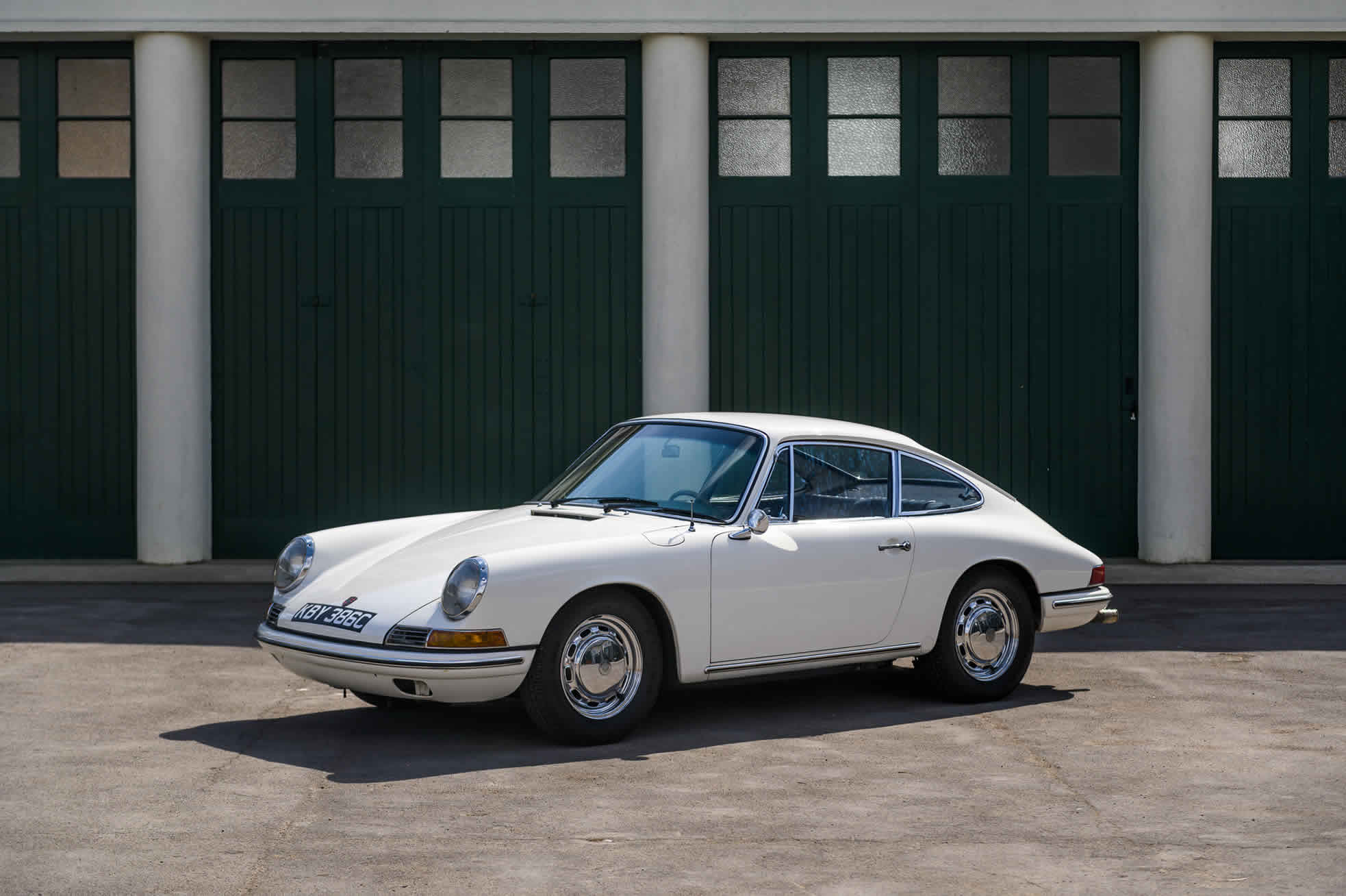 For Sale, 1965 Porsche 911, Sports Purpose, Bicester Heritage, Oxon