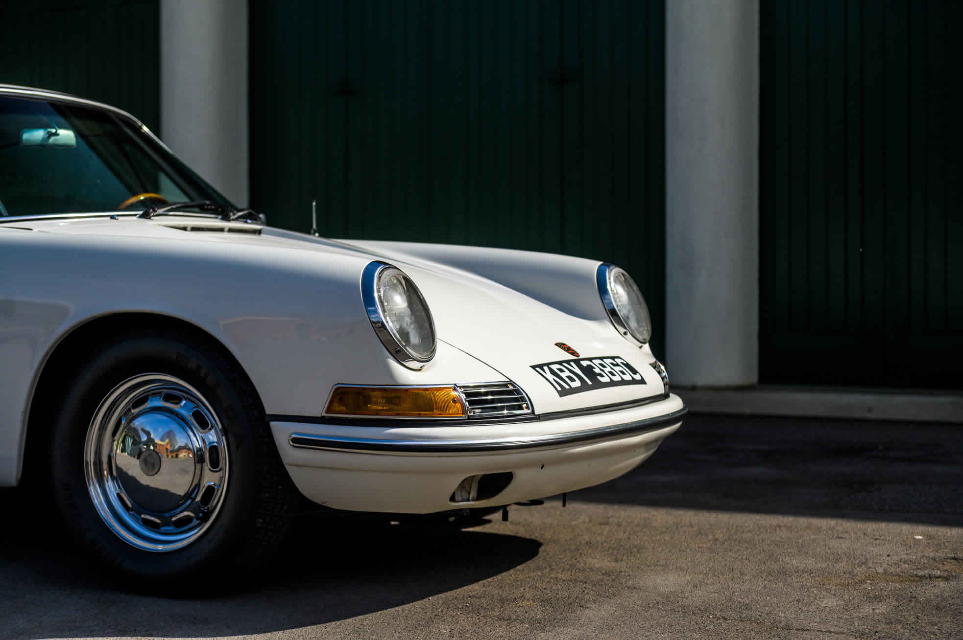 For Sale, 1965 Porsche 911, sports purpose front end