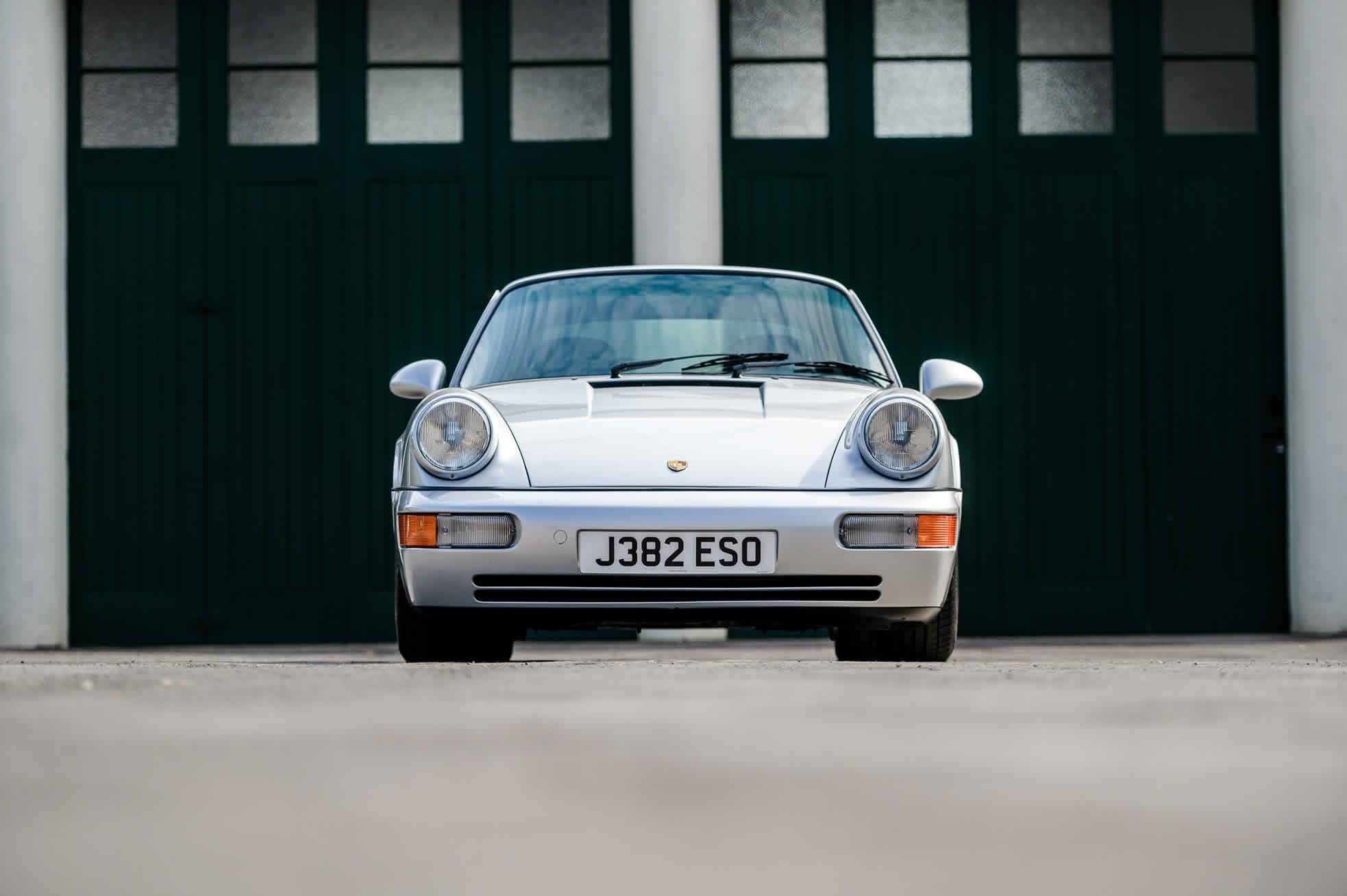 1992 Porsche 964 RS (LHD), for Sale at Sports Purpose, Bicester Heritage, Oxon