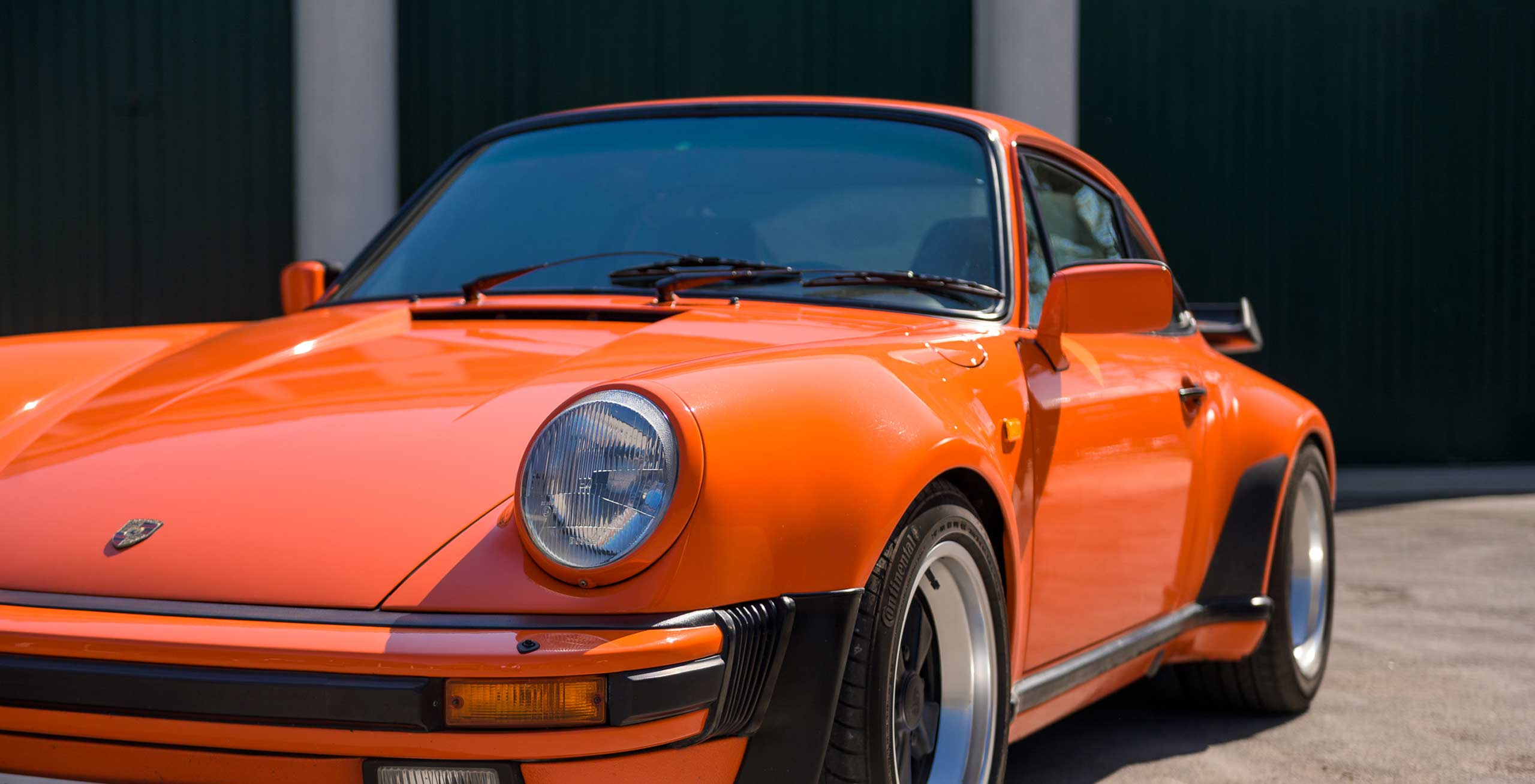 1980 Porsche 911 Turbo 3.3