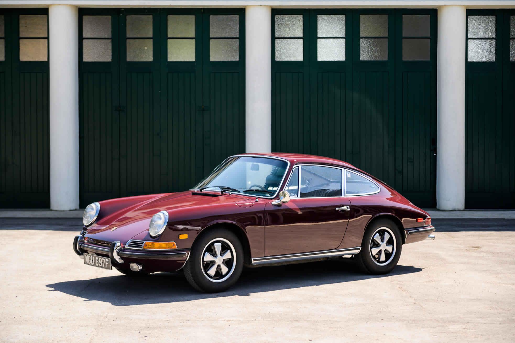 For Sale 1968 Porsche 911 L