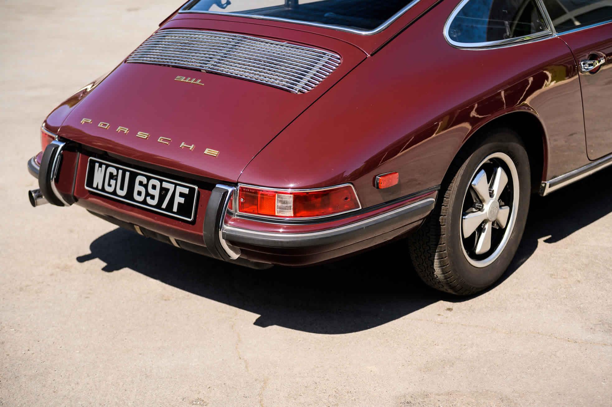 For Sale 1968 Porsche 911 L Sports Purpose
