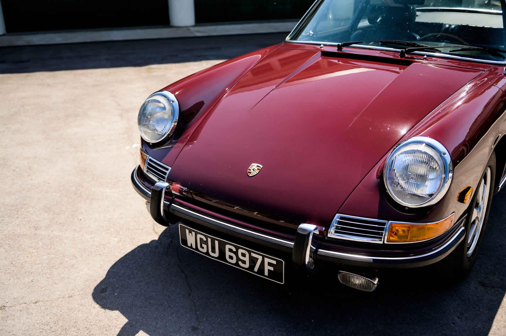 For Sale 1968 Porsche 911 L Sports Purpose Bicester Heritage