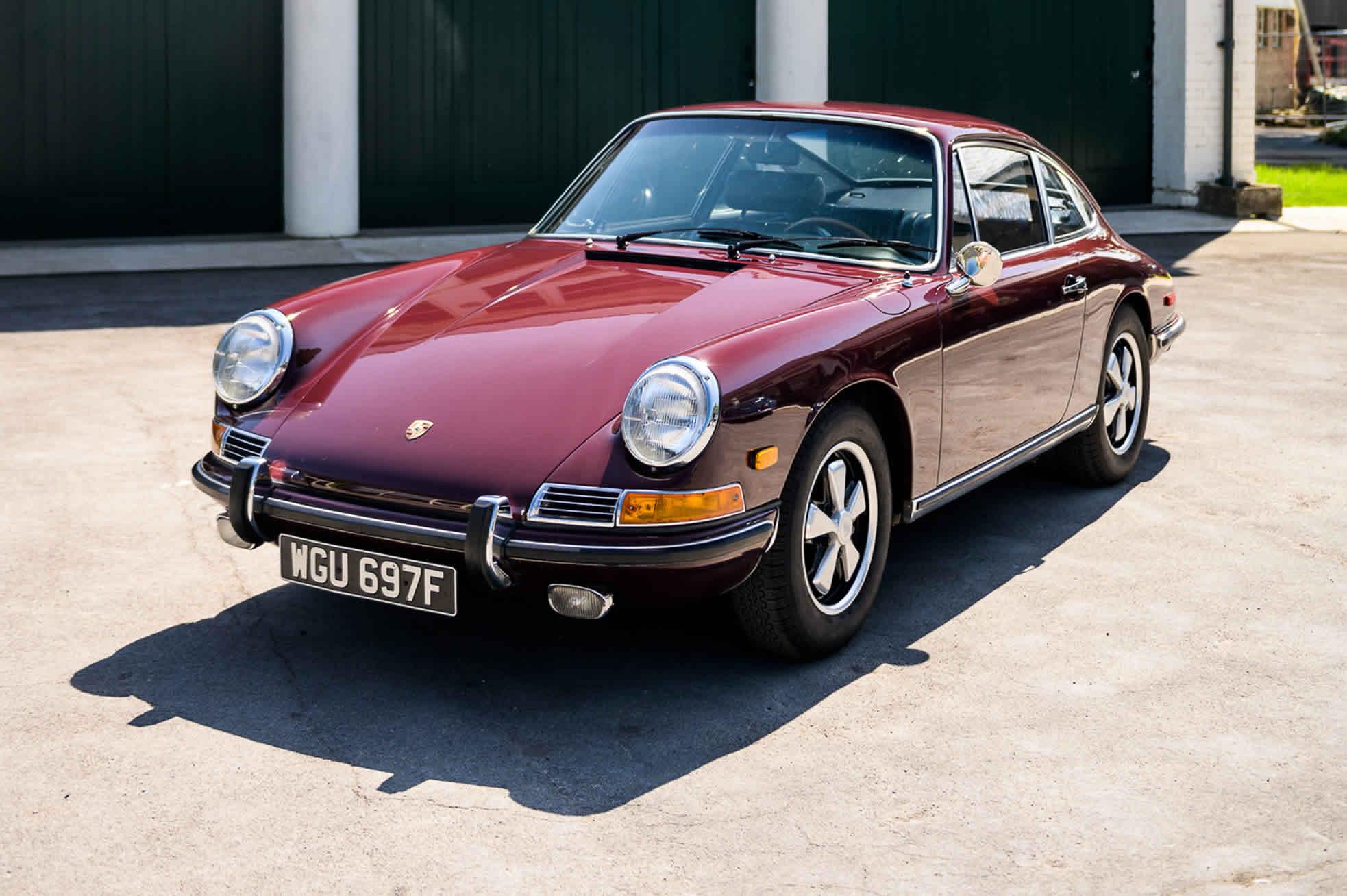 For Sale 1968 Porsche 911 L Sports Purpose Bicester Heritage Oxon