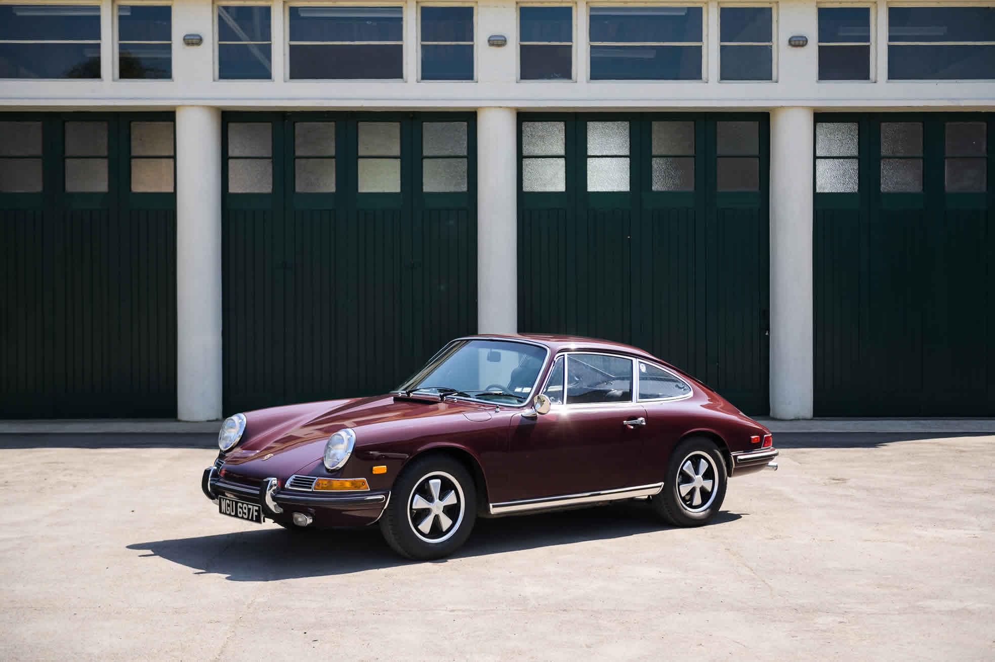 For Sale 1968 Porsche 911 L Sports Purpose Bicester Heritage detail