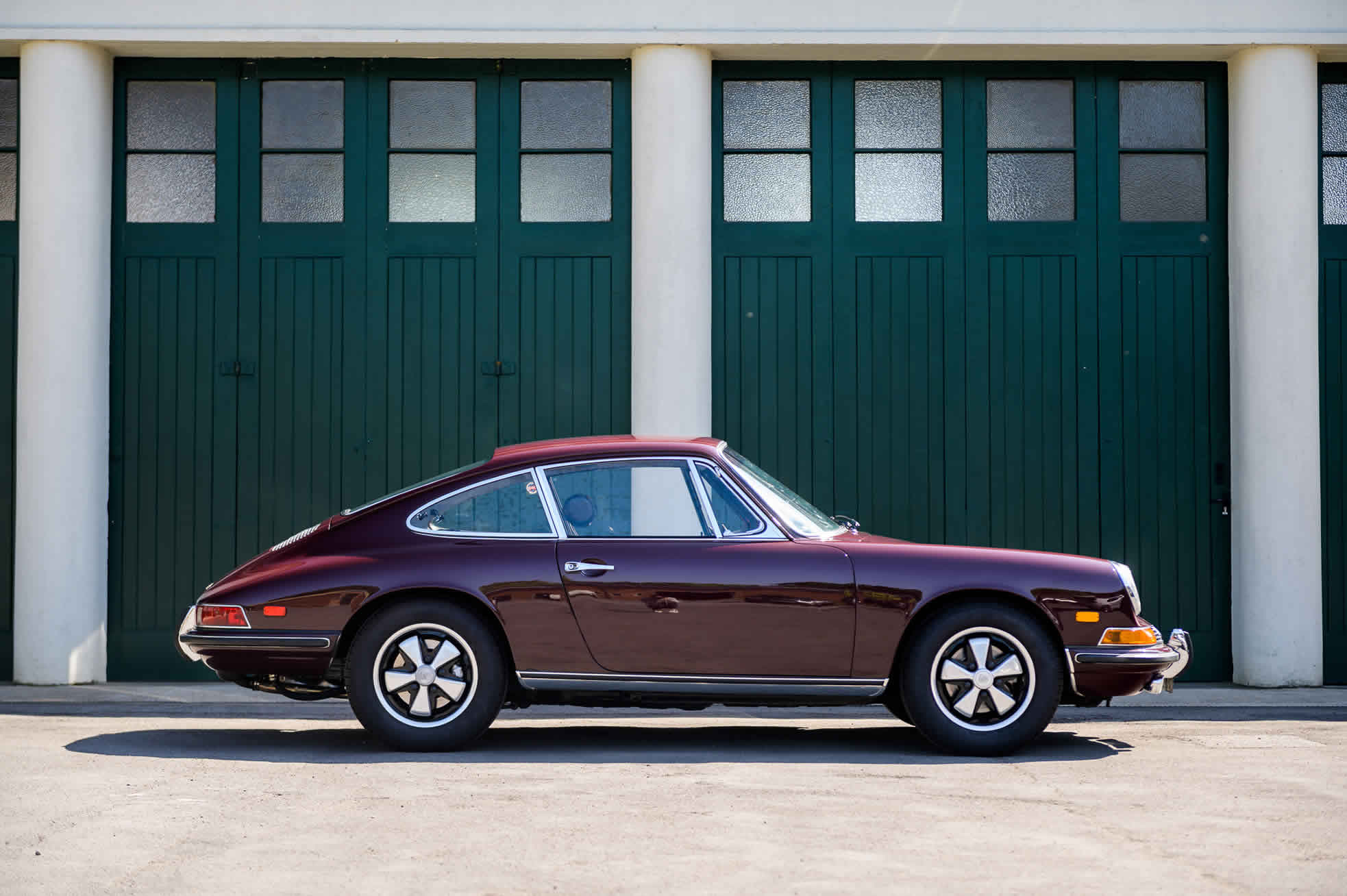 For Sale 1968 Porsche 911 L Sports Purpose Bicester Heritage tool kit