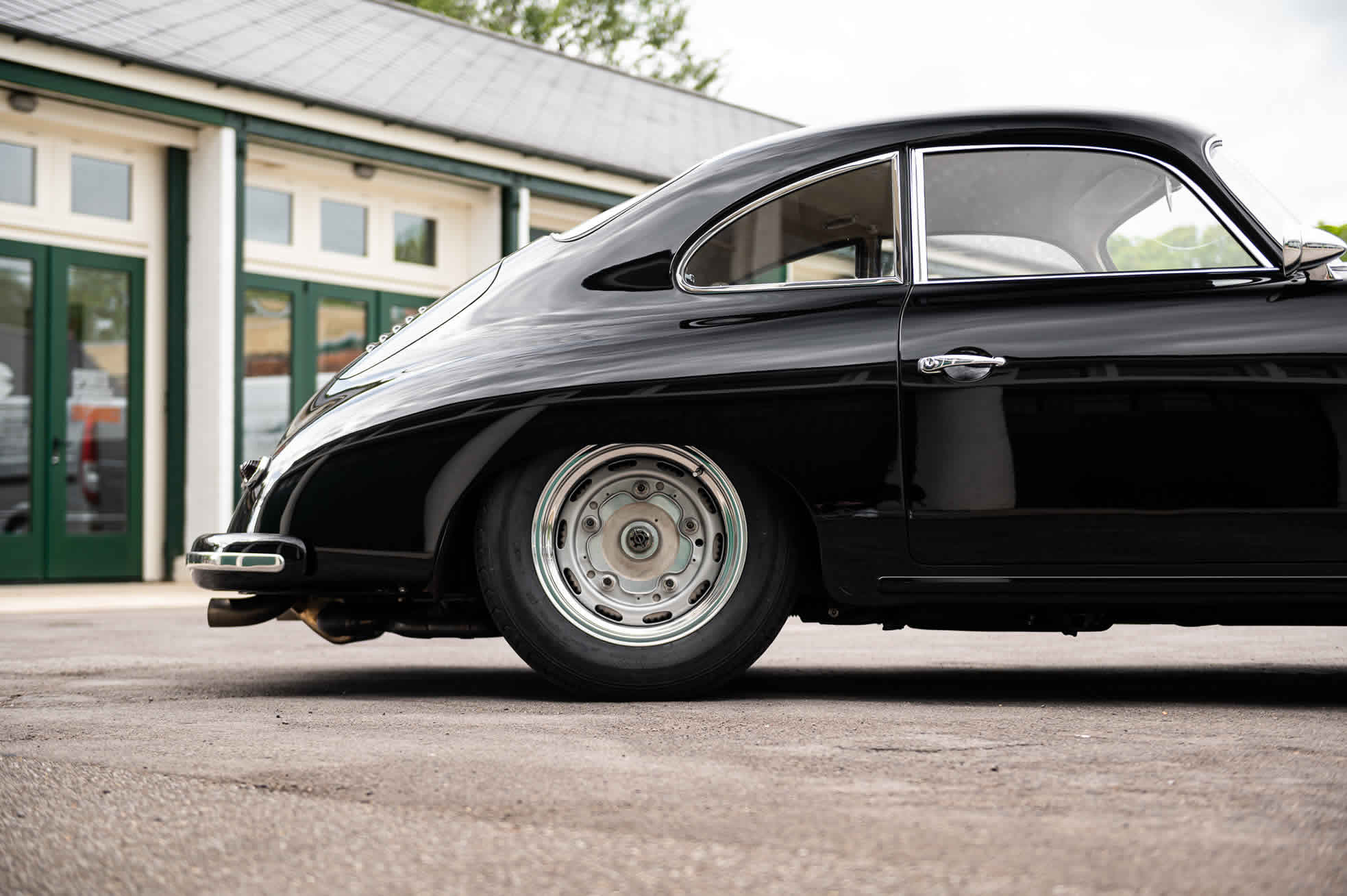 For sale 1959 Porsche 356A Outlaw - Sports Purpose, Bicester Heritage, Oxon