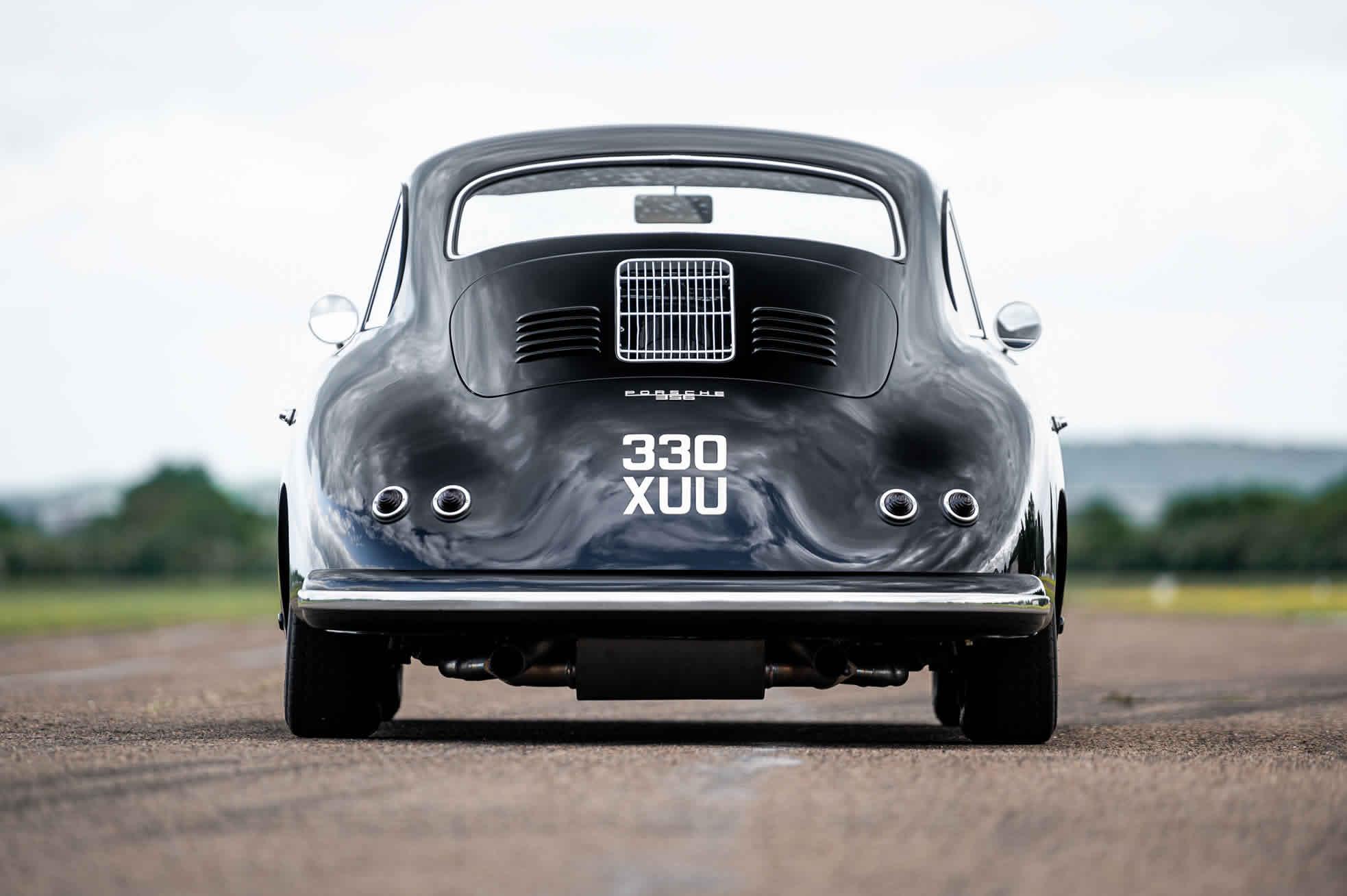 a truly outstanding Porsche 356A Outlaw