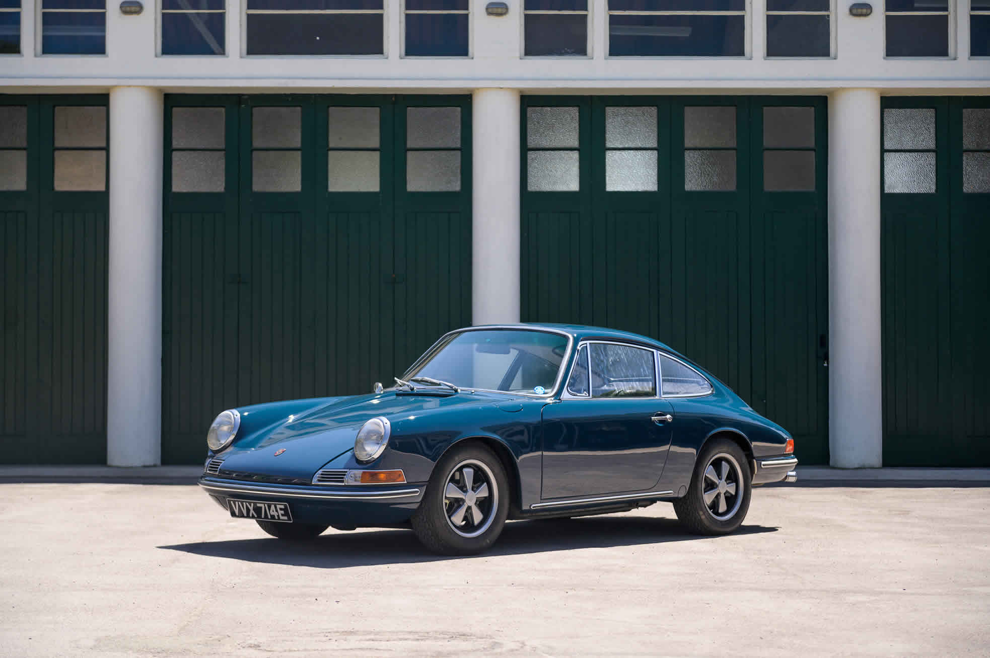 For sale 1966 Porsche 911. Sports Purpose, Bicester Heritage, Oxon