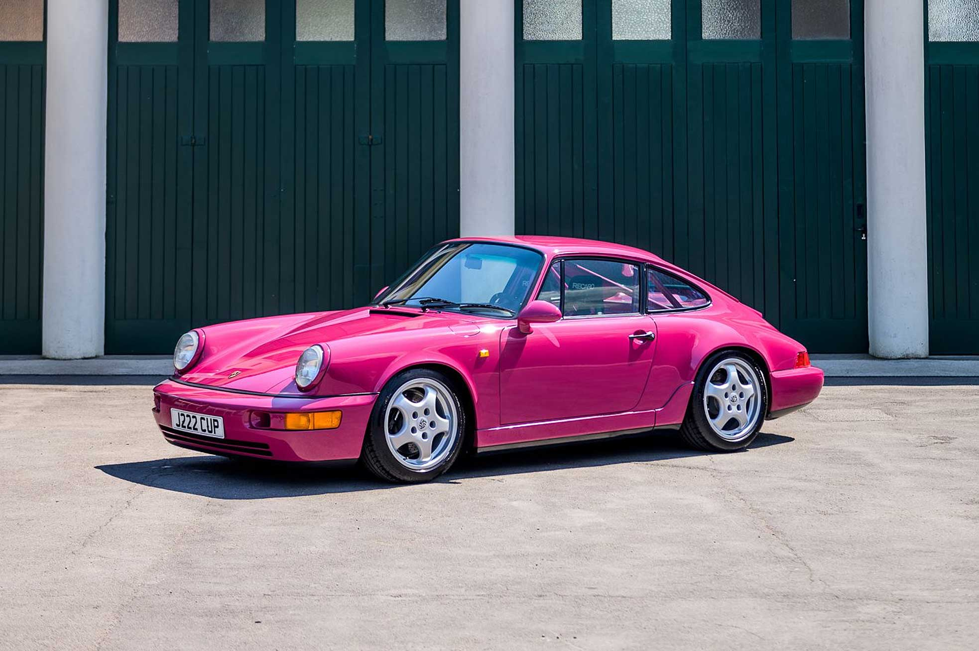 For sale 1991 Porsche 911 (964) Carrera RS Clubsport - Sports Purpose, Bicester Heritage, Oxon, UK