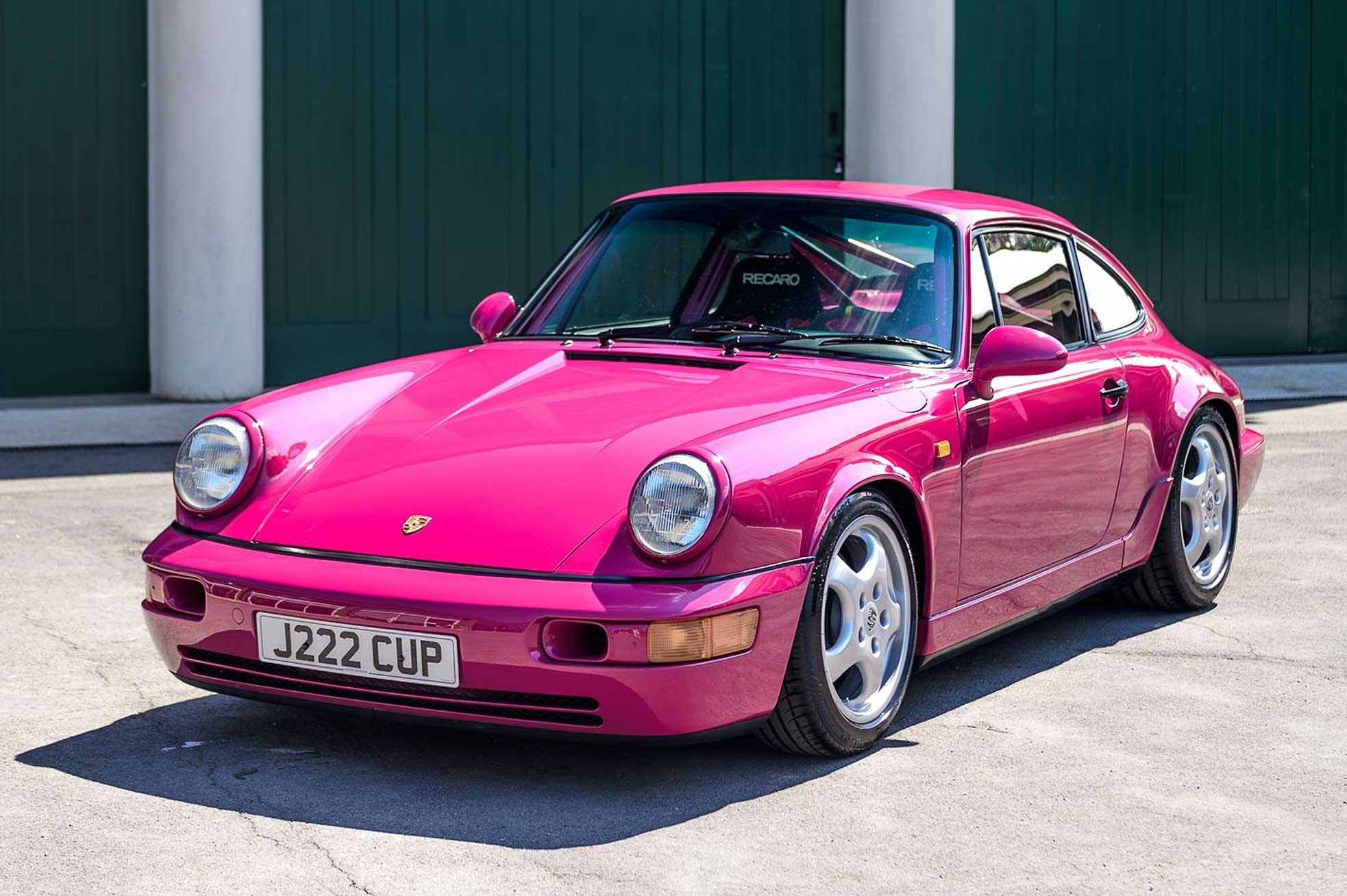 For sale 1991 Porsche 911 (964) Carrera RS Clubsport - Sports Purpose, Bicester