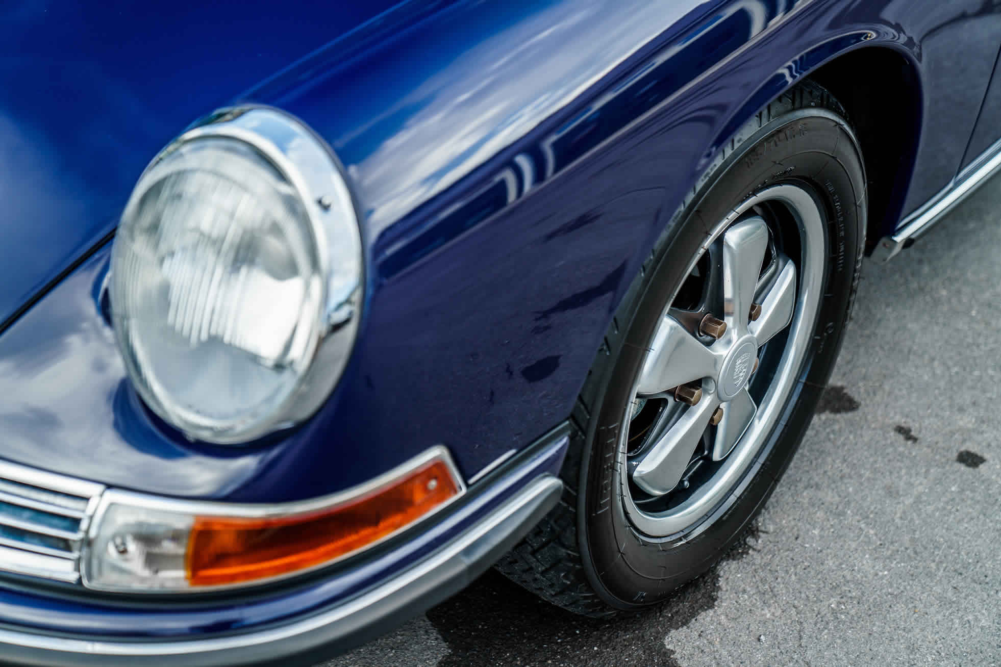 1968 Porsche 911 S For Sale. Sports Purpose Porsche