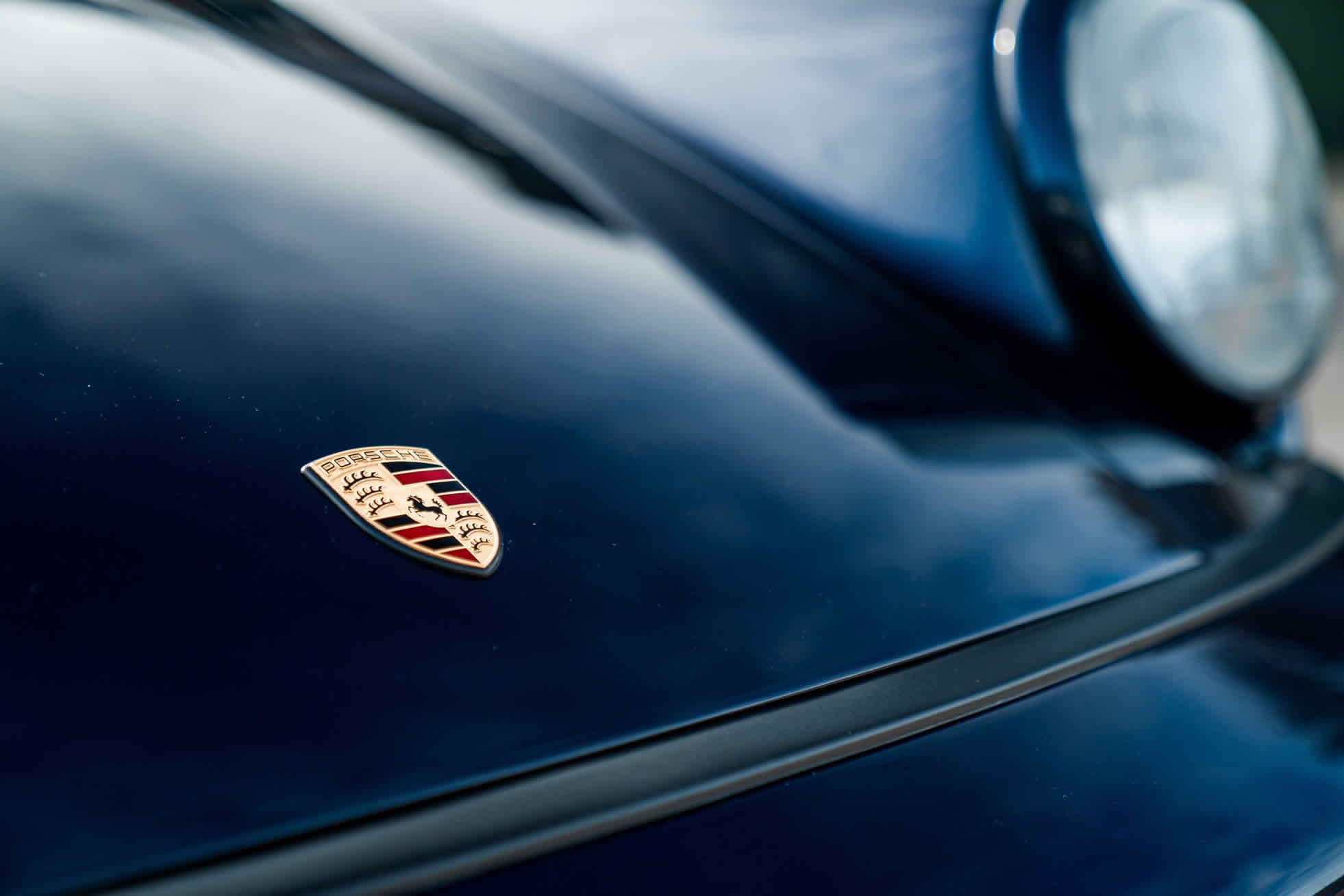 For sale 1991 Porsche Carrera 964 RS. Sports Purpose, Bicester Heritage, Oxon