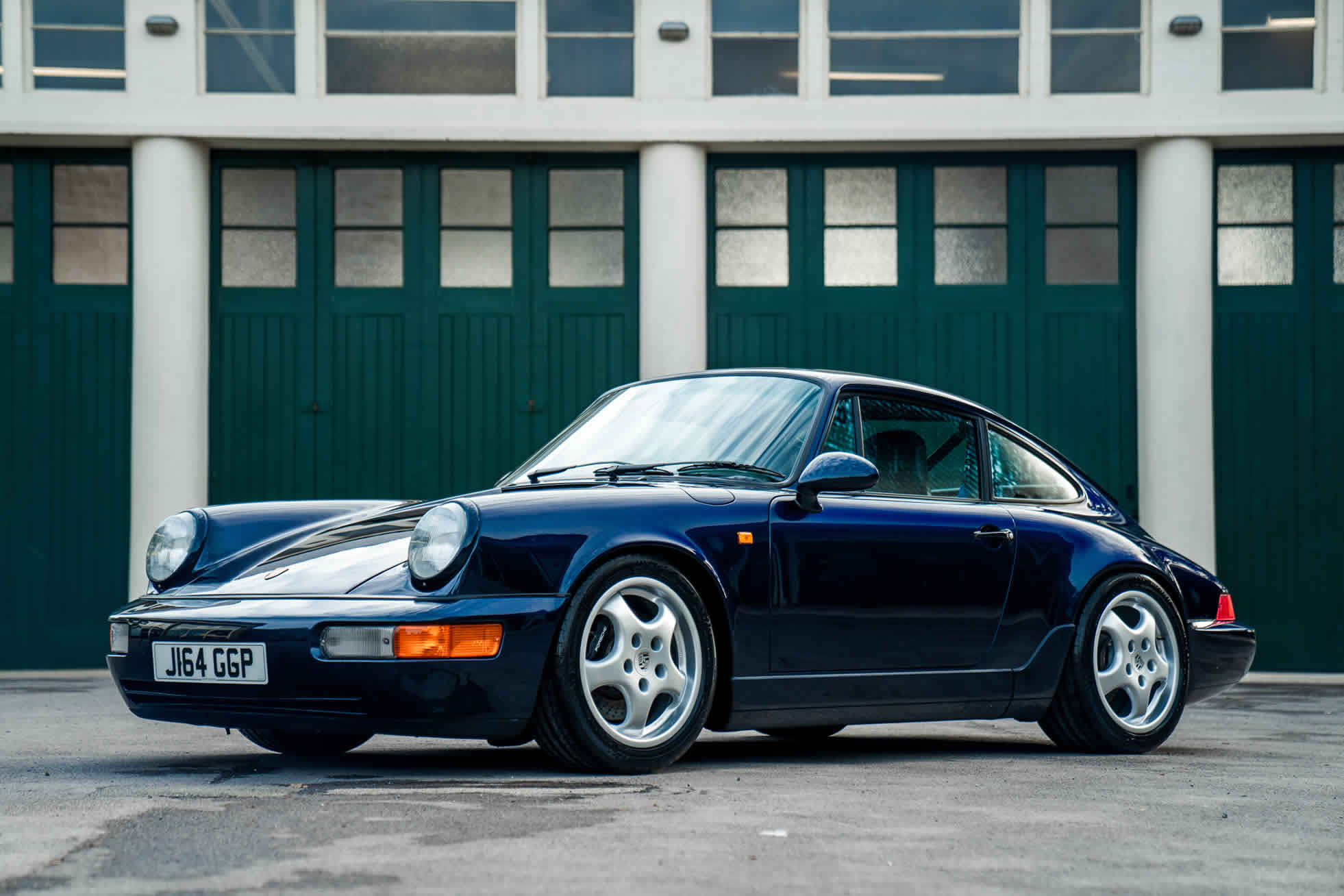 For sale 1991 Porsche Carrera 964 RS. Sports Purpose