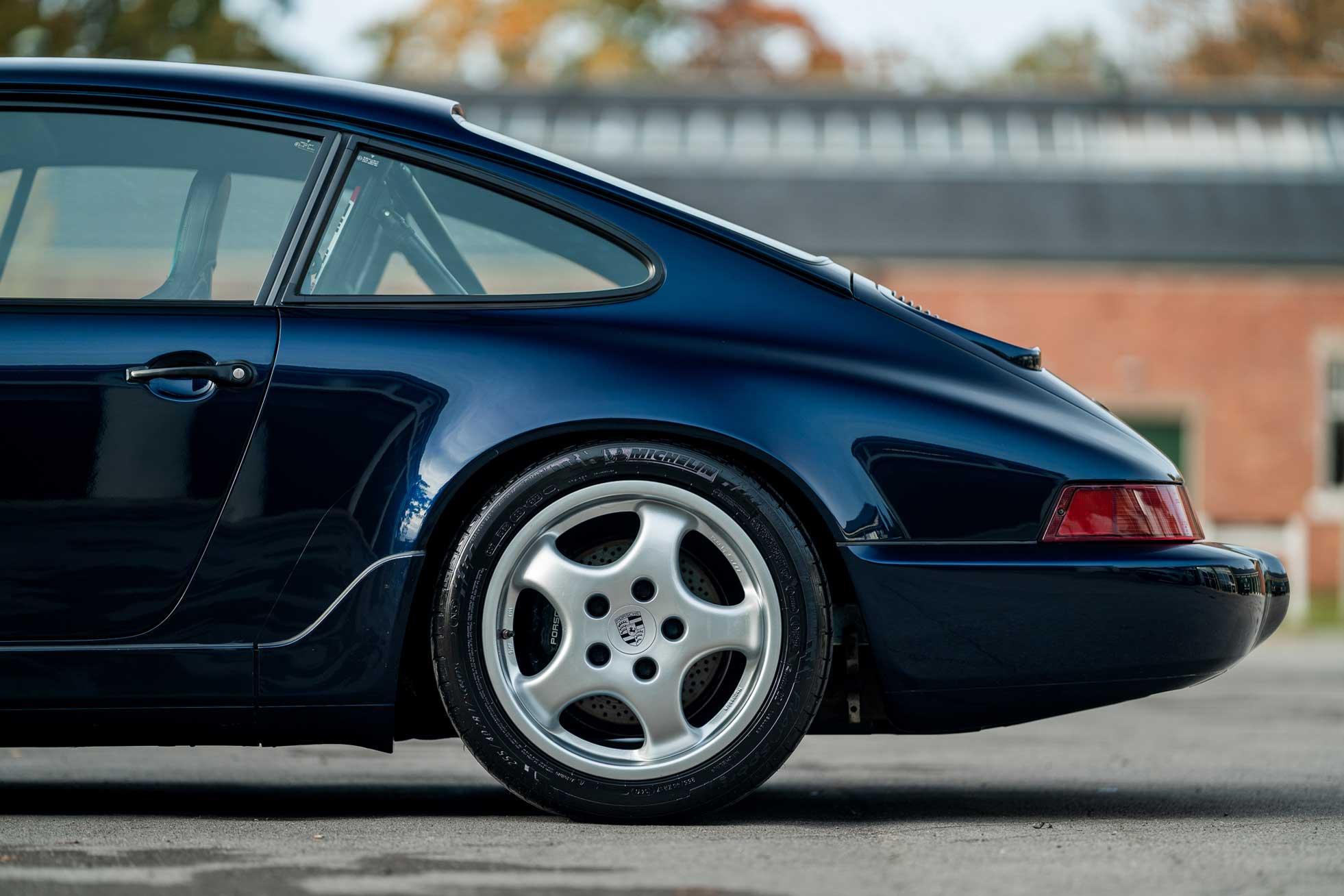 For sale 1991 Porsche Carrera 964 RS. Sports