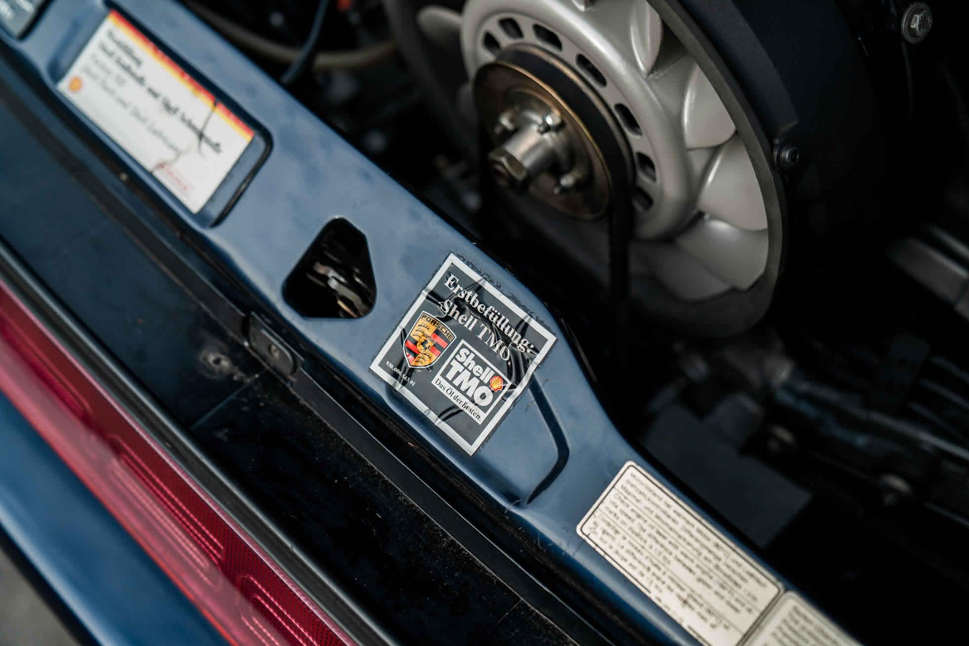 For sale 1991 Porsche Carrera 964 RS