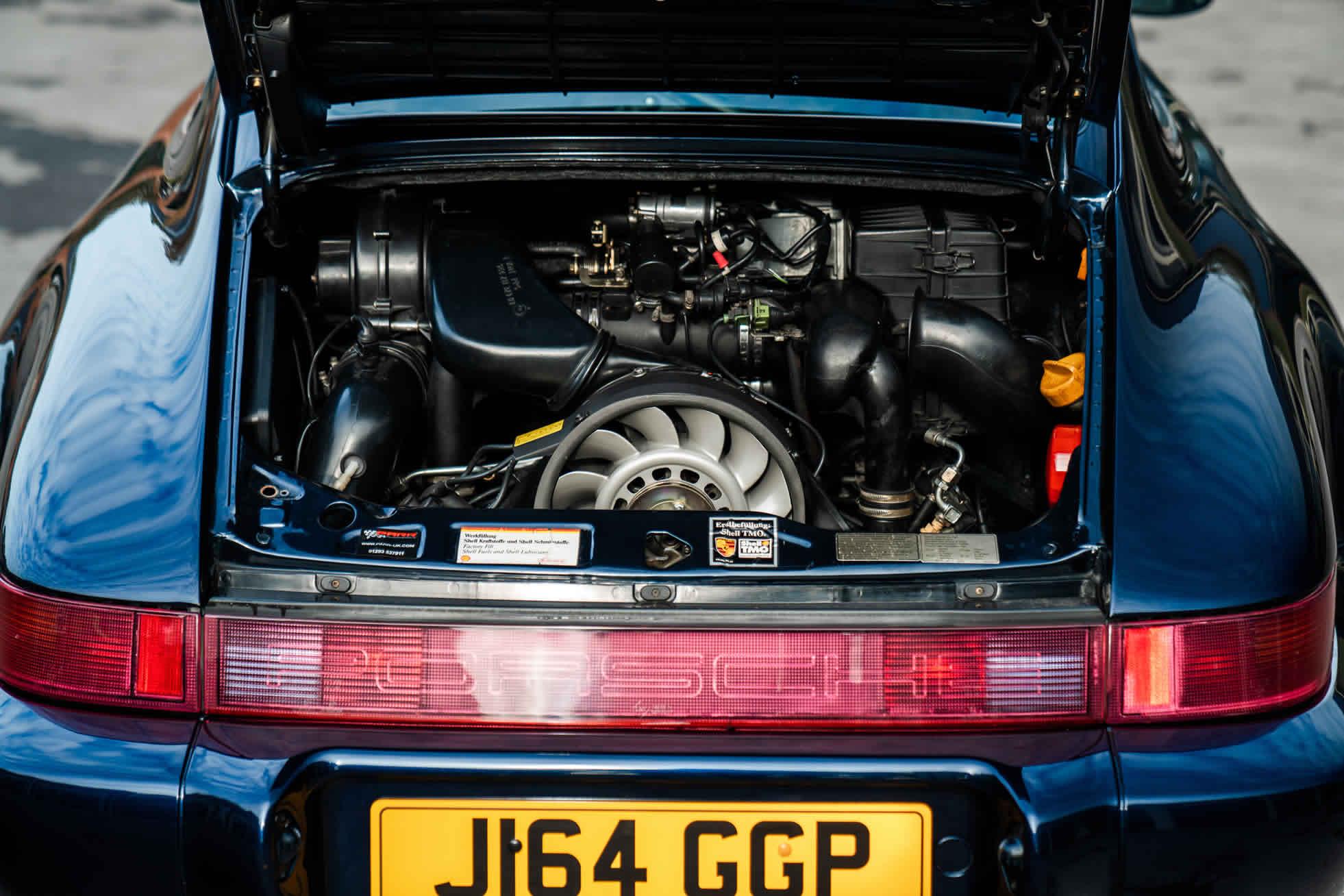 1991 Porsche Carrera 964 RS