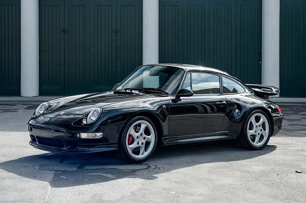 1998 PORSCHE 993 Turbo WLS II