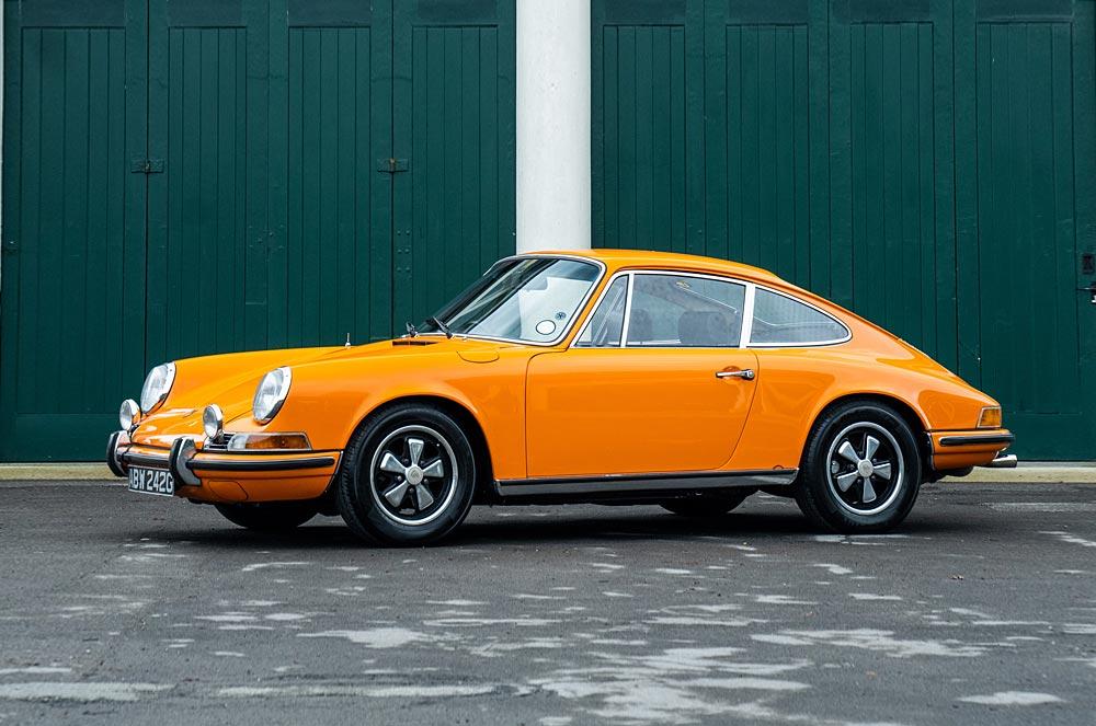 1970 Porsche 911 2.2T