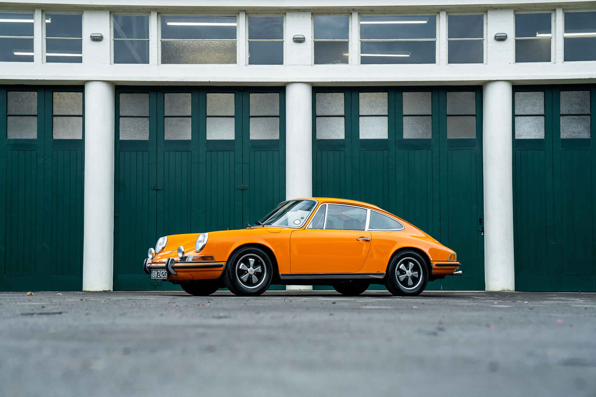 For sale, 1970 Porsche 911 2.2T. Sports Purpose, Porsche Specialists, Bicester, Oxon,