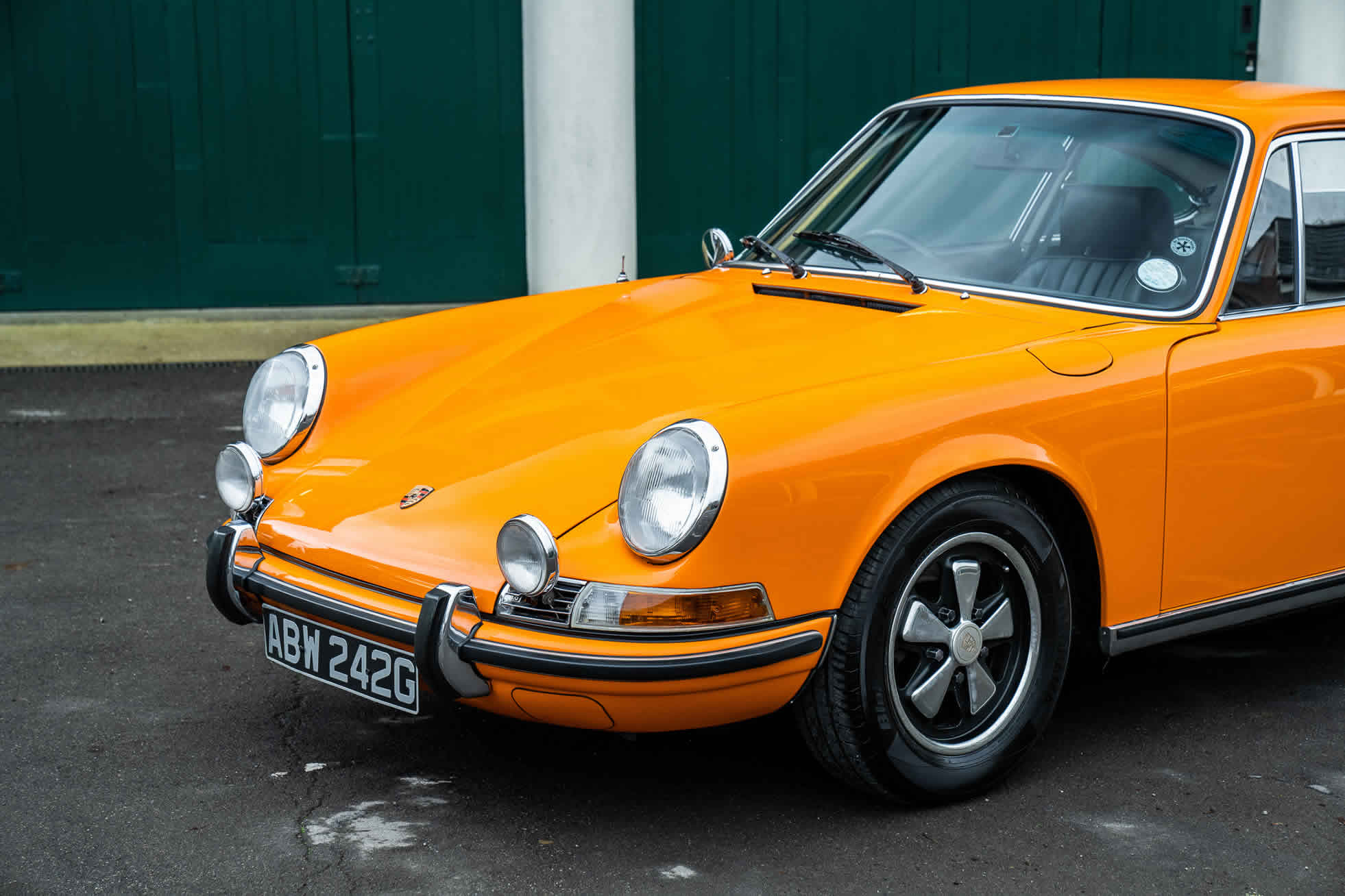 For sale, 1970 Porsche 911 2.2T. Sports Purpose, Porsche Specialists, Bicester