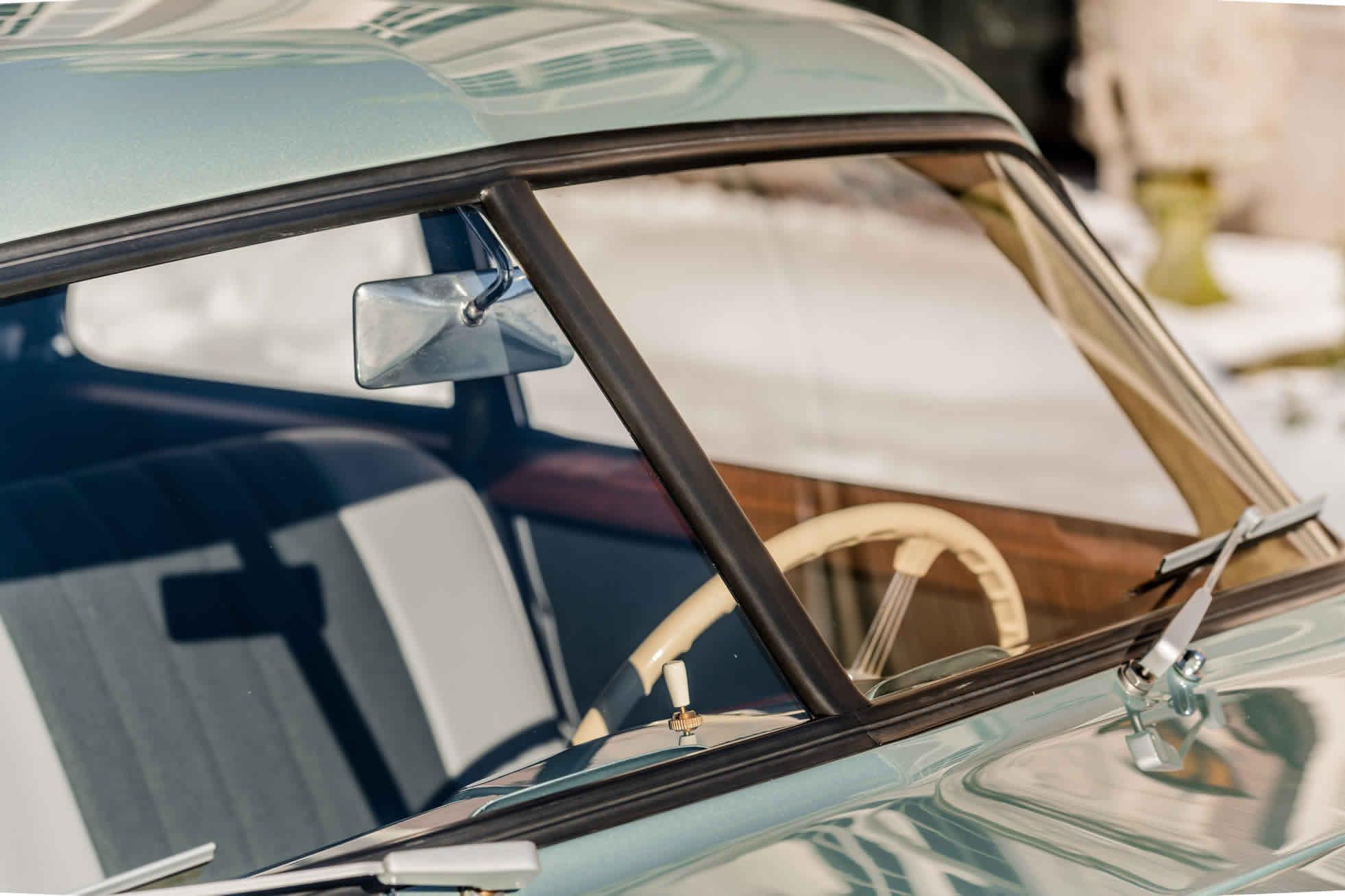 For sale 1951 Porsche 356. Sports Purpose, Bicester Heritage, Oxon, UK