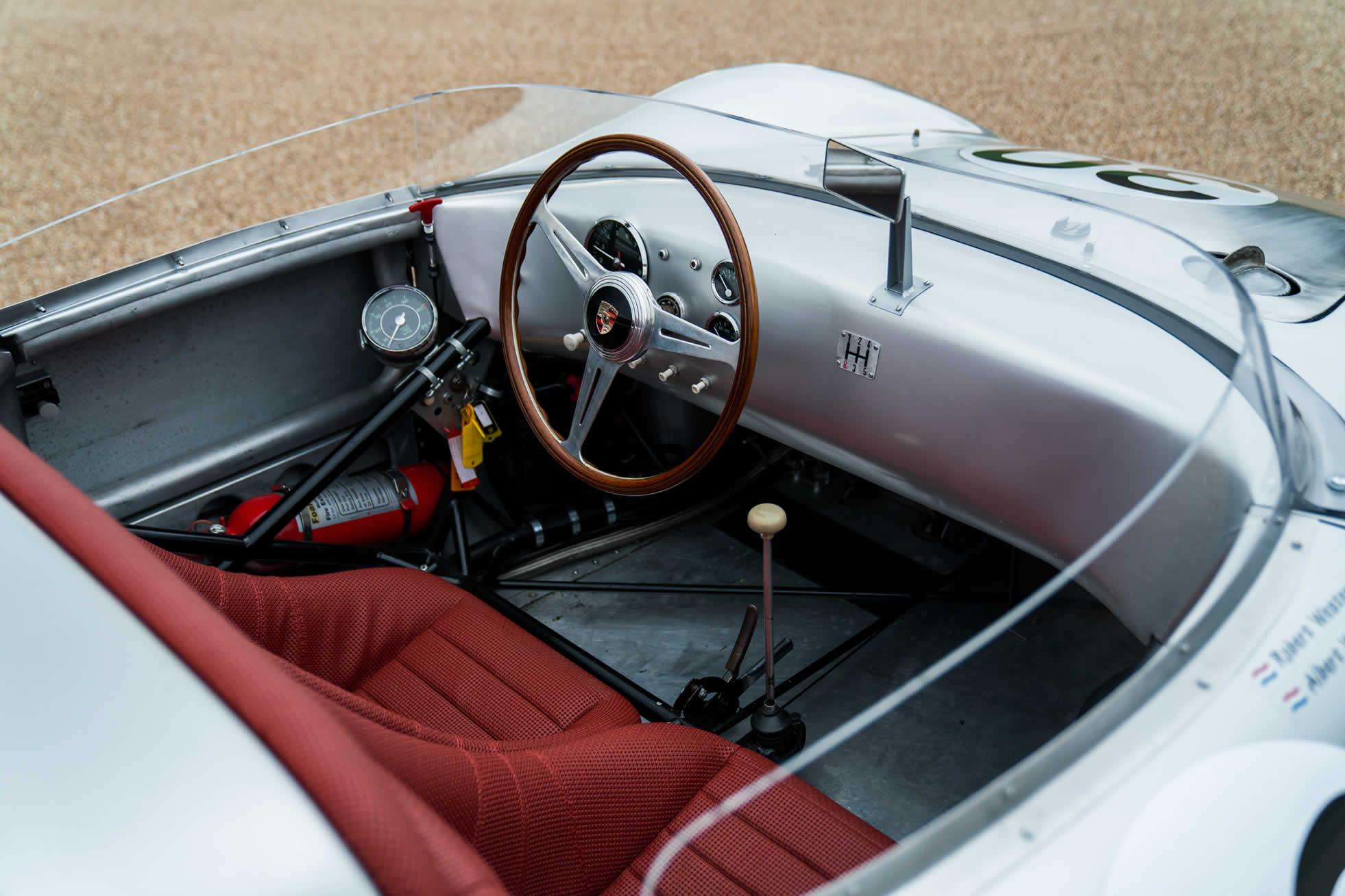 For sale, 1958 Porsche 718 RSK , Sports Purpose