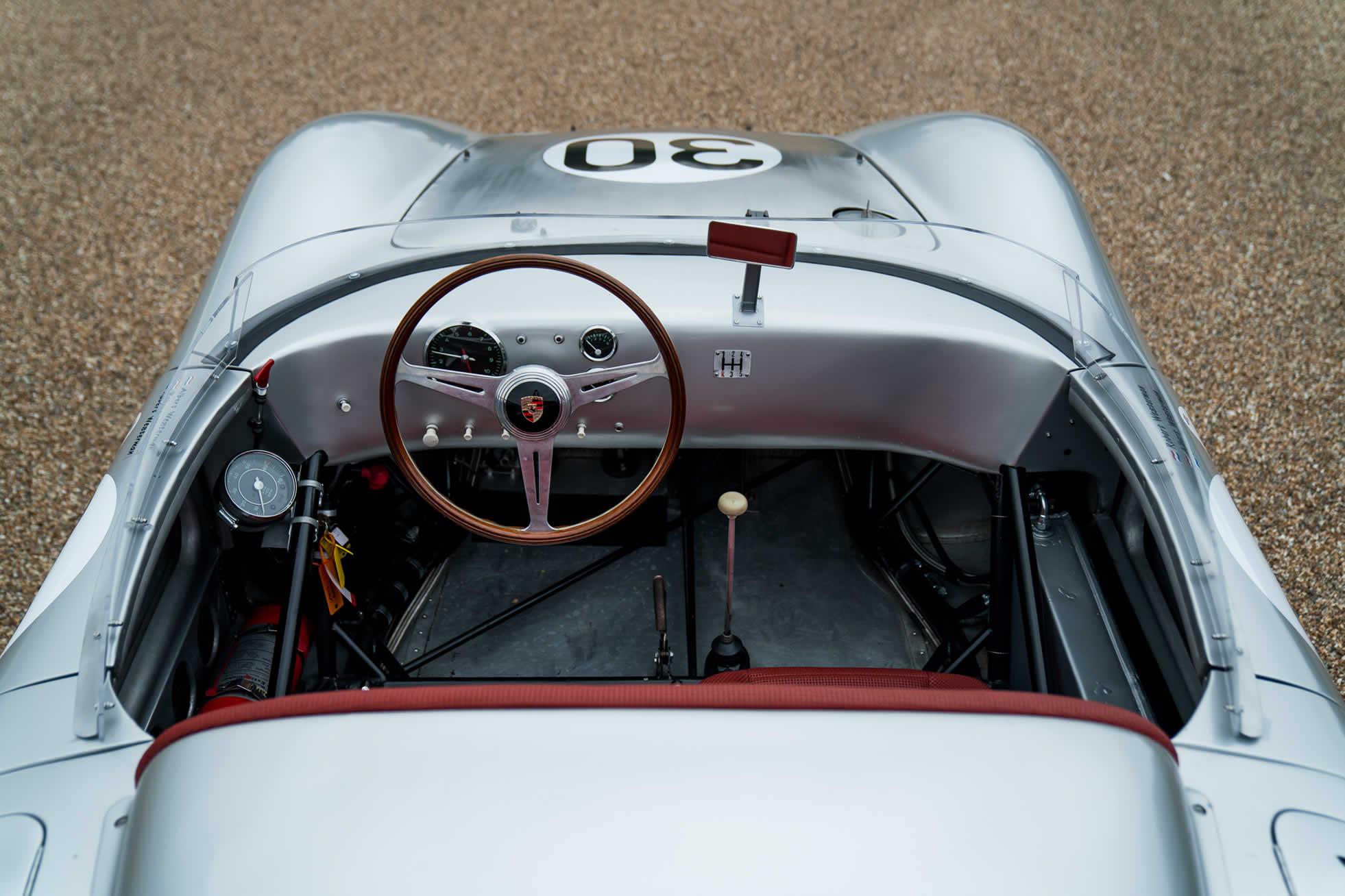For sale, 1958 Porsche 718 RSK