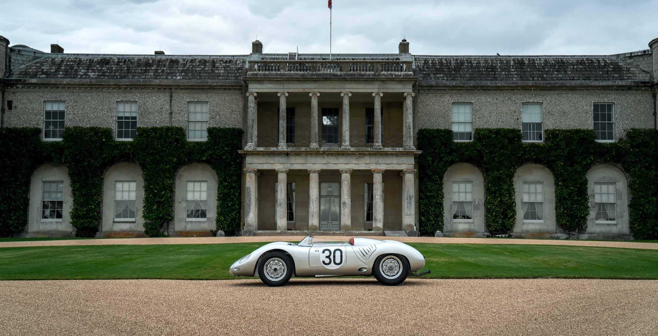 1958 Porsche 718 RSK