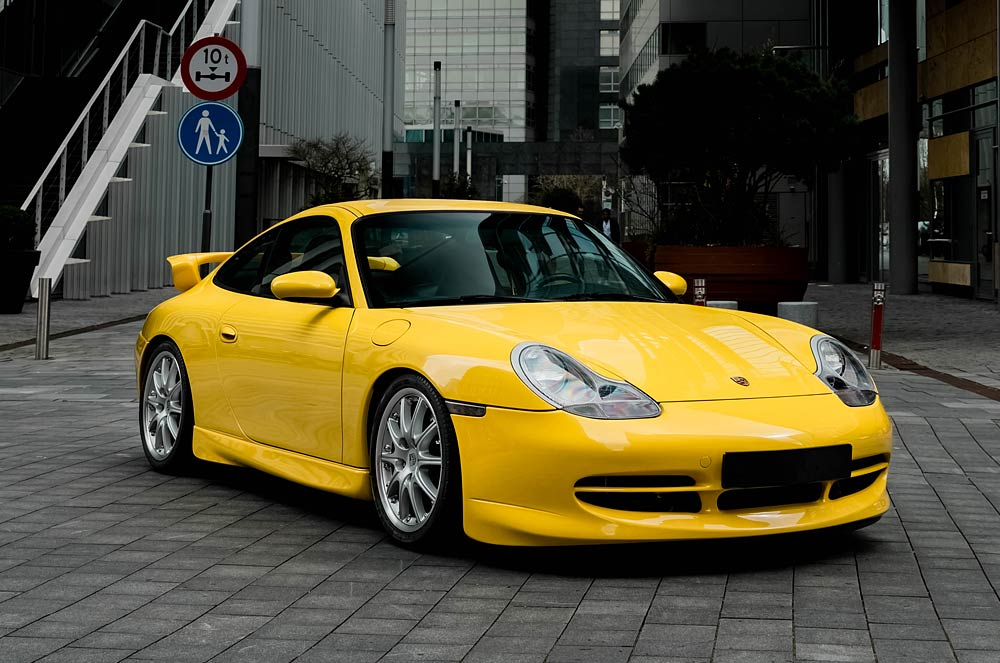 2001 Porsche 996 GT3