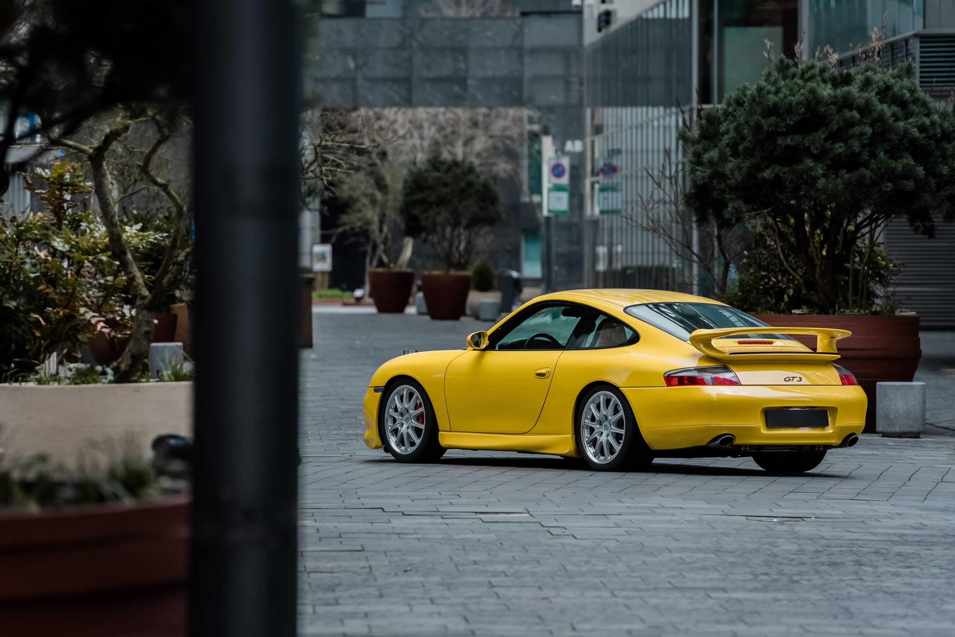 For sale, 2001 Porsche 996 GT3, Sports Purpose, Bicester