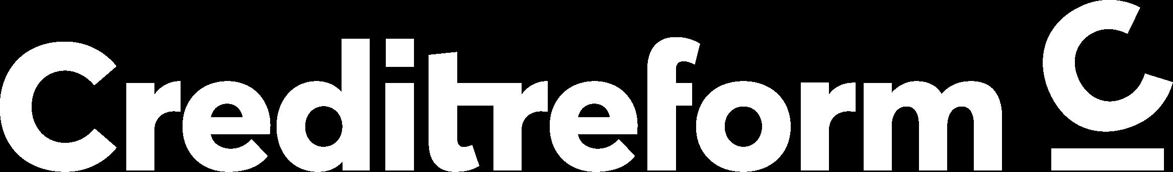 creditreform logo negativ