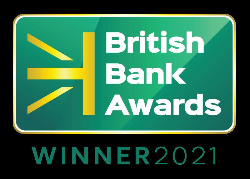 Best Online Trading Platform - British Bank Awards - Winner 2021